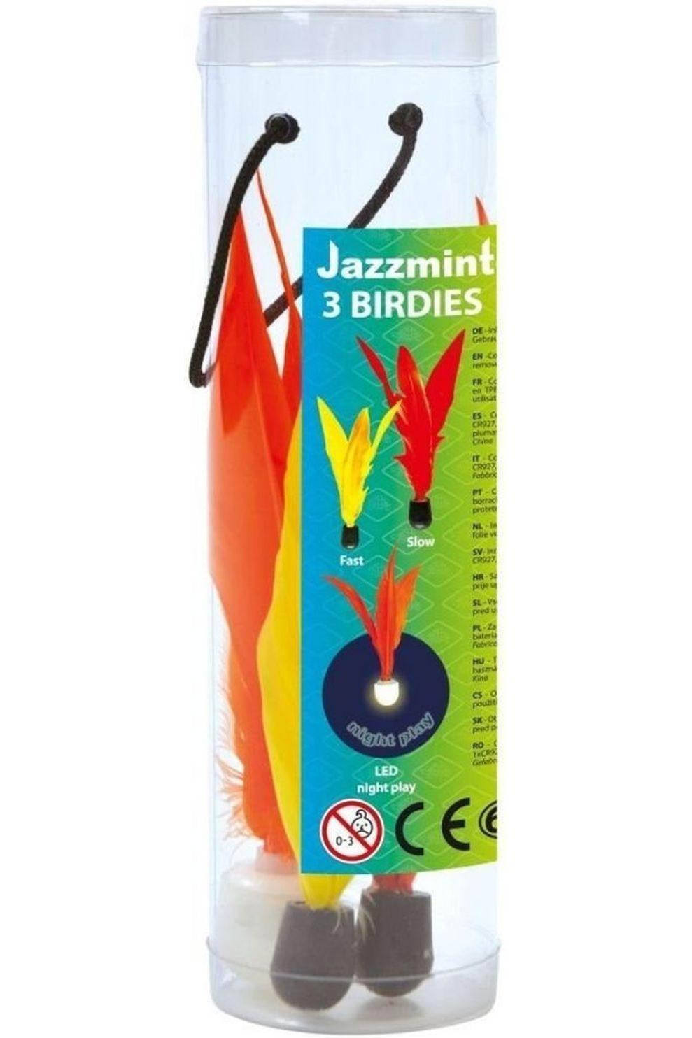 Schildkröt Speelgoed Jazzminton Birdies - Assorti - Gemengd