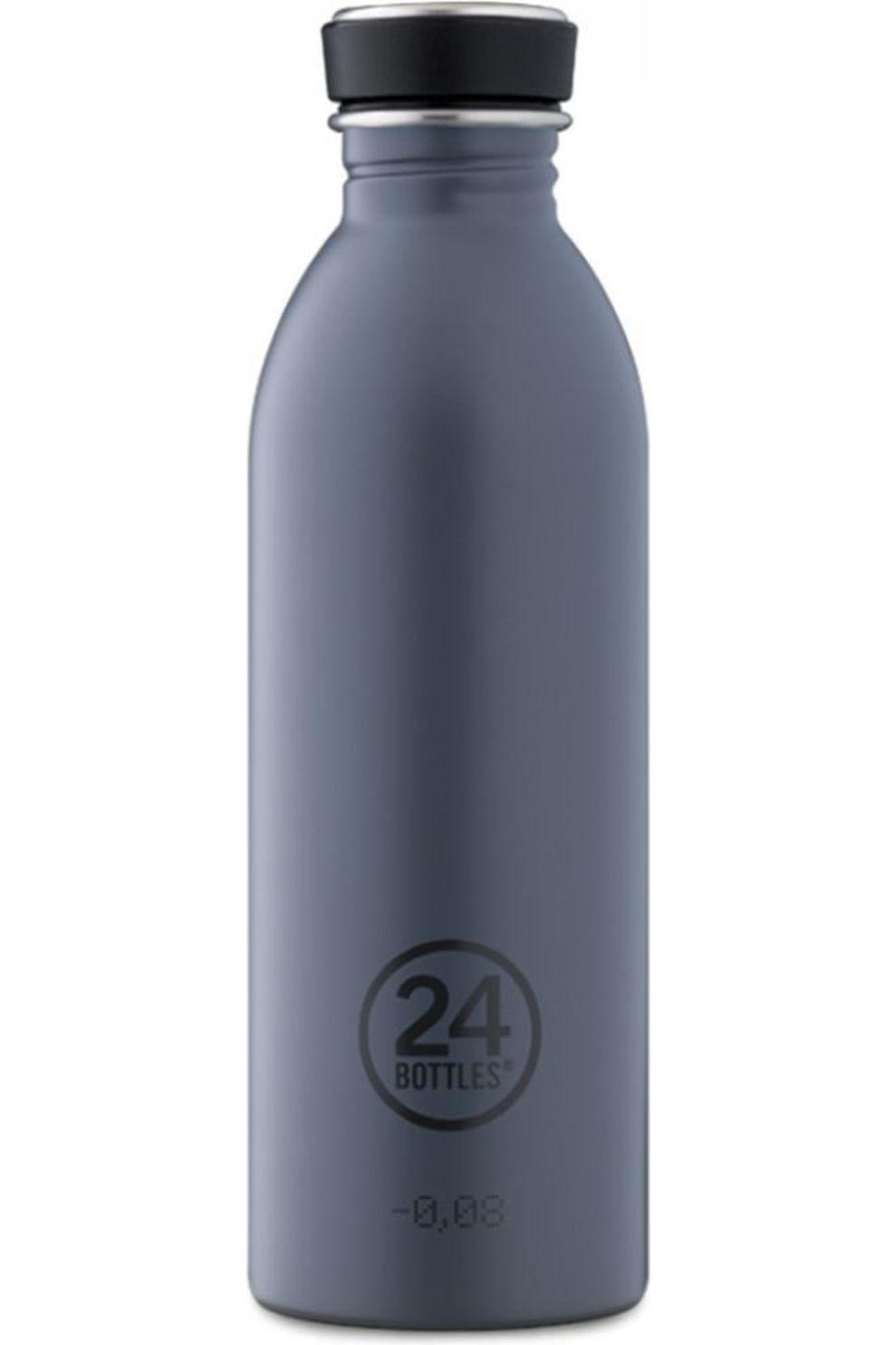 24Bottles Drinkfles Urban Bottle 500ml - Grijs