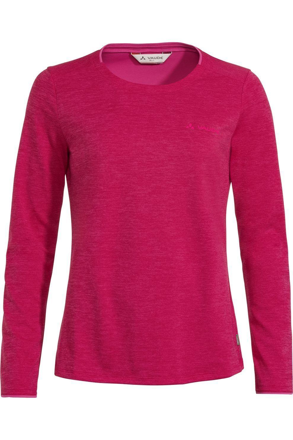VAUDE T-Shirt Essential voor dames - Roze - Maten: 36, 38, 40, 42, 44