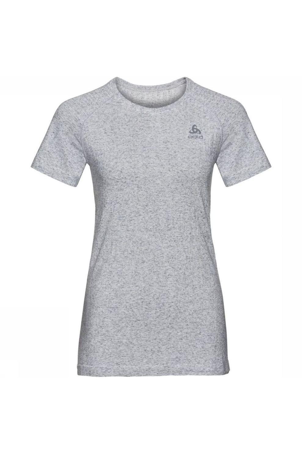 Odlo T-Shirt Millennium Linencool voor dames - Grijs/ Gemengd - Maten: S, M