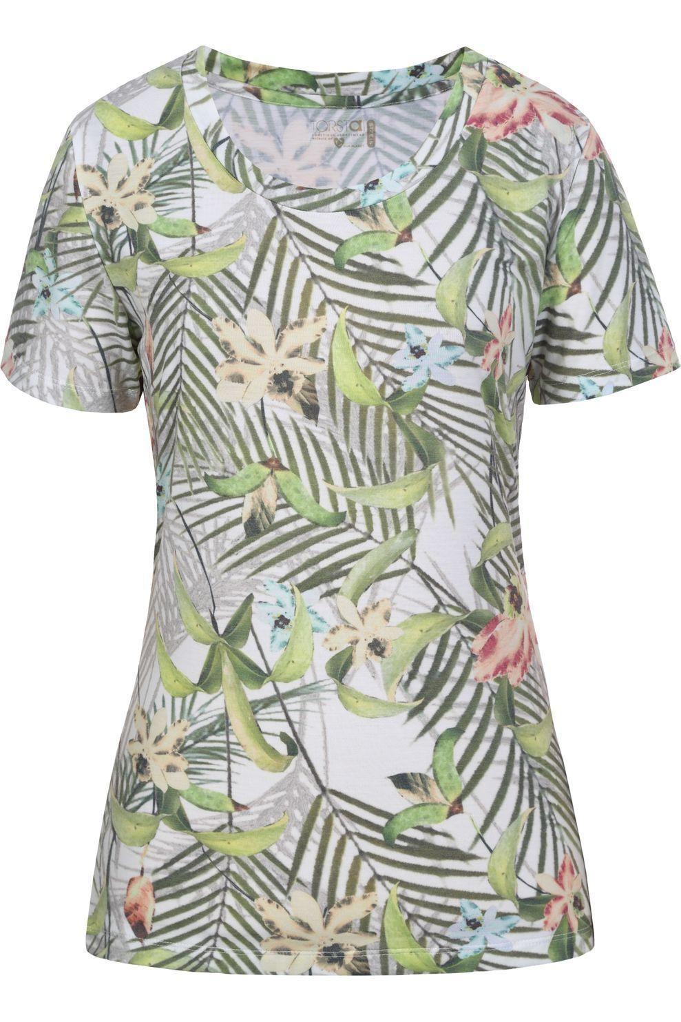 Torstai T-Shirt Mirissa voor dames - Wit - Maten: S, M, L, XL