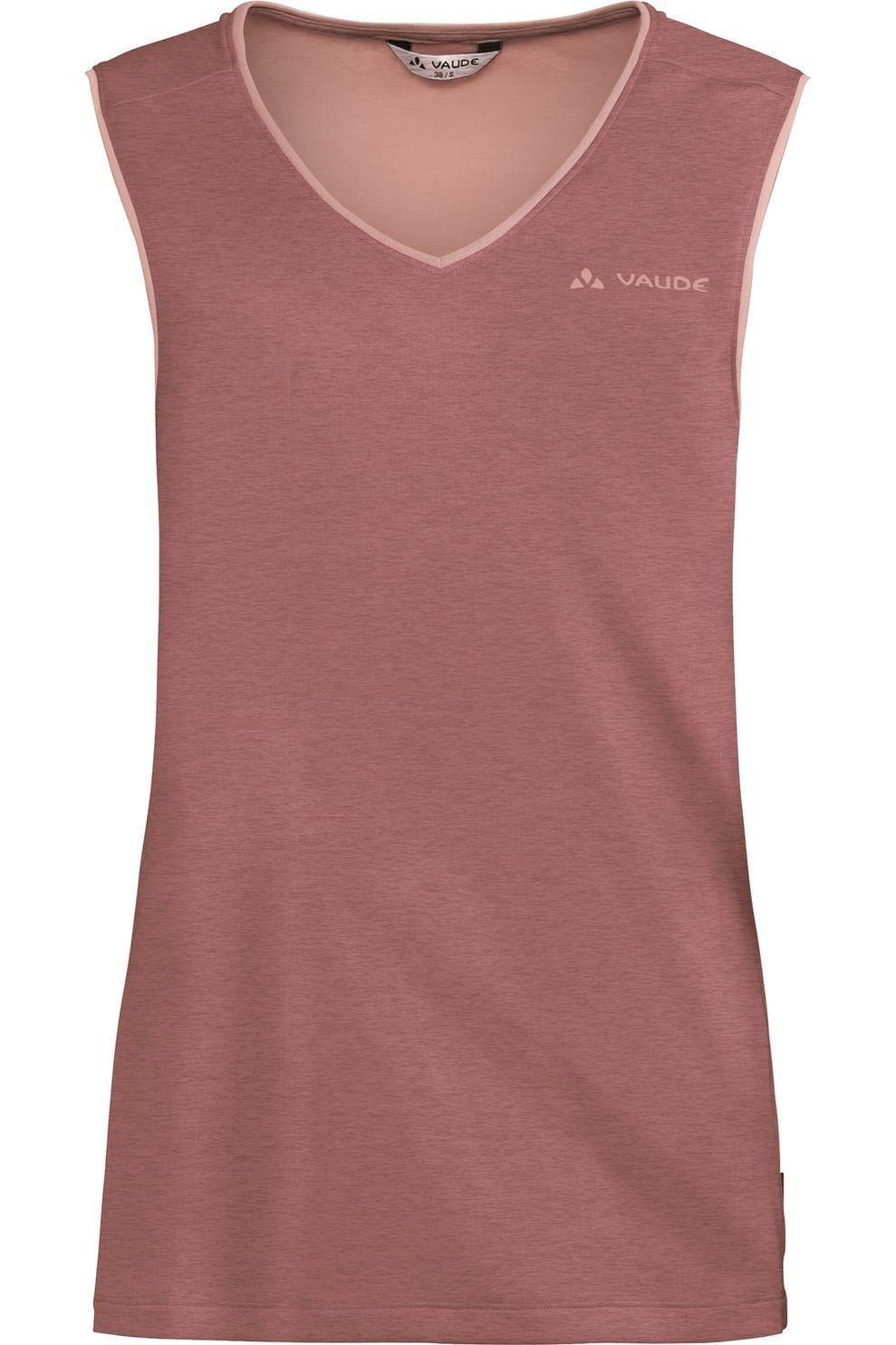 VAUDE T-Shirt Essential voor dames - Roze/Mengeling - Maten: 38, 40, 42, 44, 46