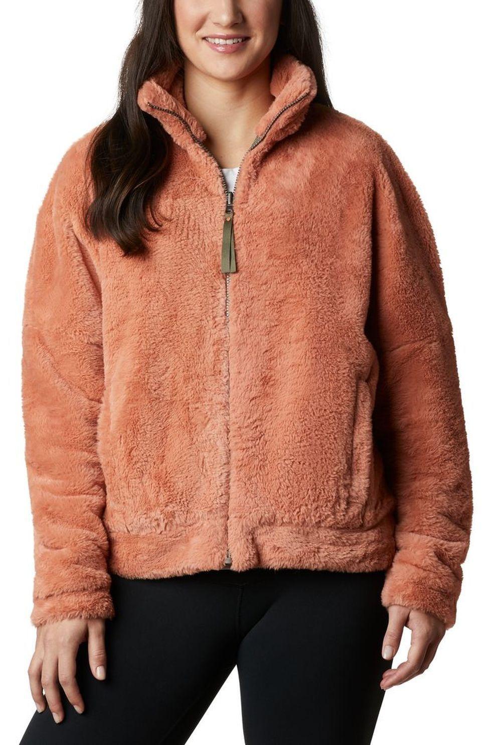 Columbia Fleece Bundle Up voor dames - Roze - Maten: XS, S, M, L
