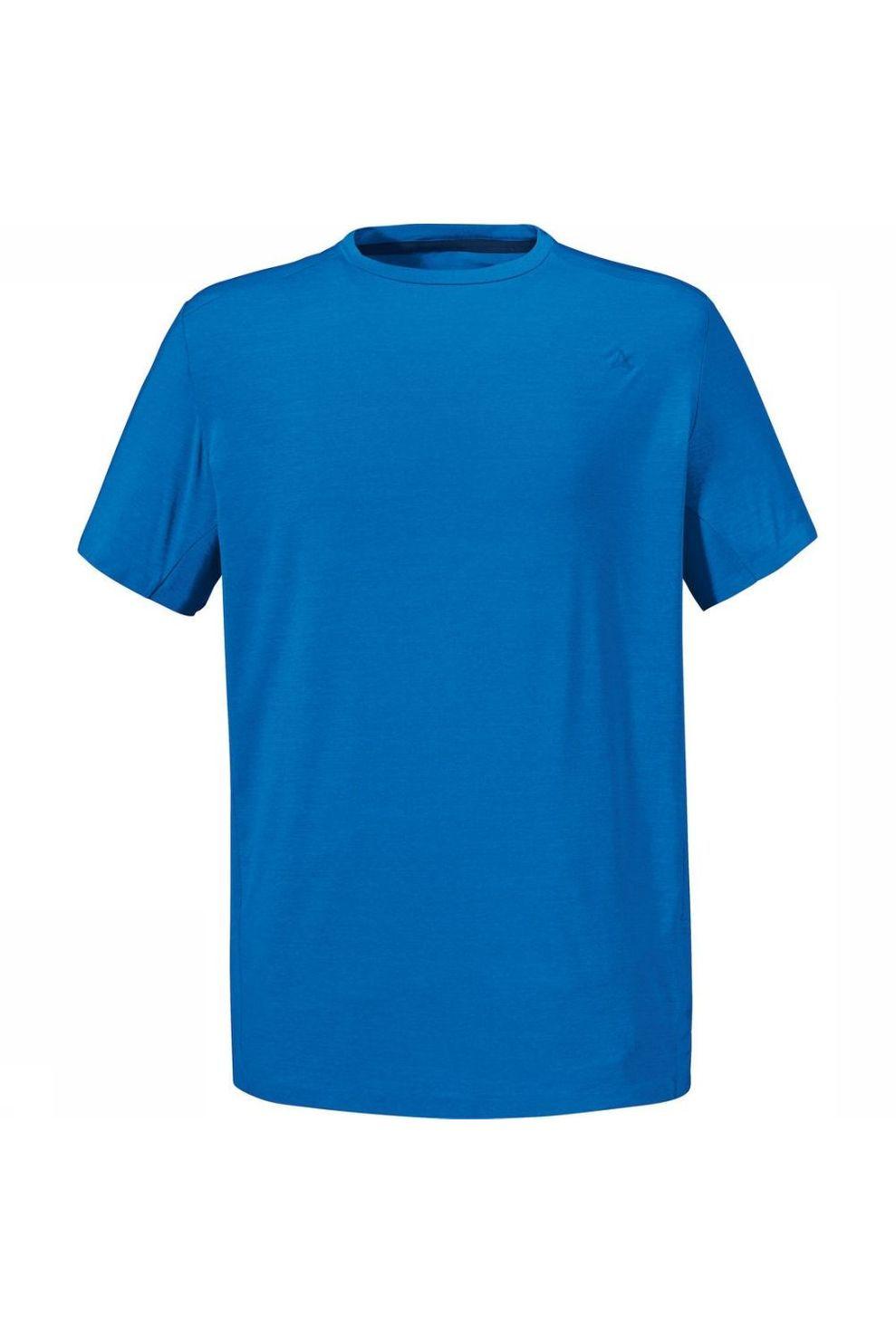 Schöffel T-Shirt Austin1 voor heren - Blauw - Maten: M, XL, XXL