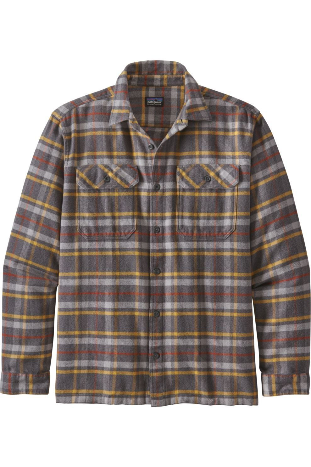 Patagonia Chemise Fjord Flannel pour homme