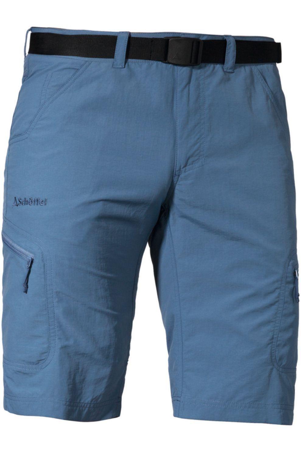 Schöffel Short Silvaplana2 voor heren - Blauw - Maat: 54