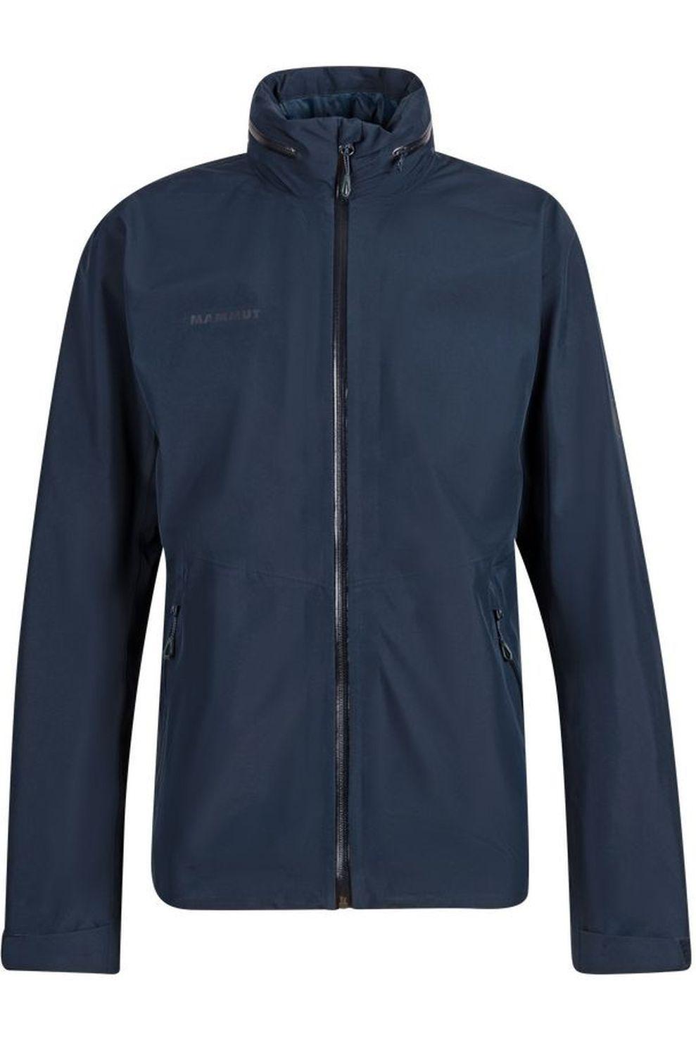 Mammut Jas Ayako Tour Hs Jacket voor heren - Blauw - Maten: M, L, XL