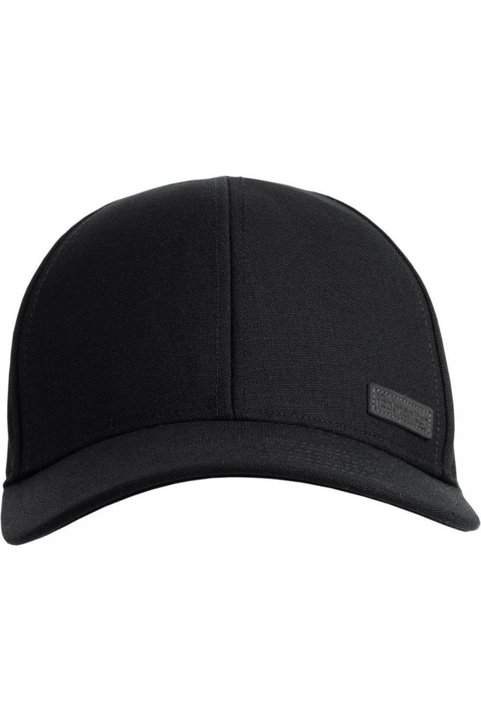 Icebreaker Pet Ice Icebreaker Patch Hat voor heren - Zwart