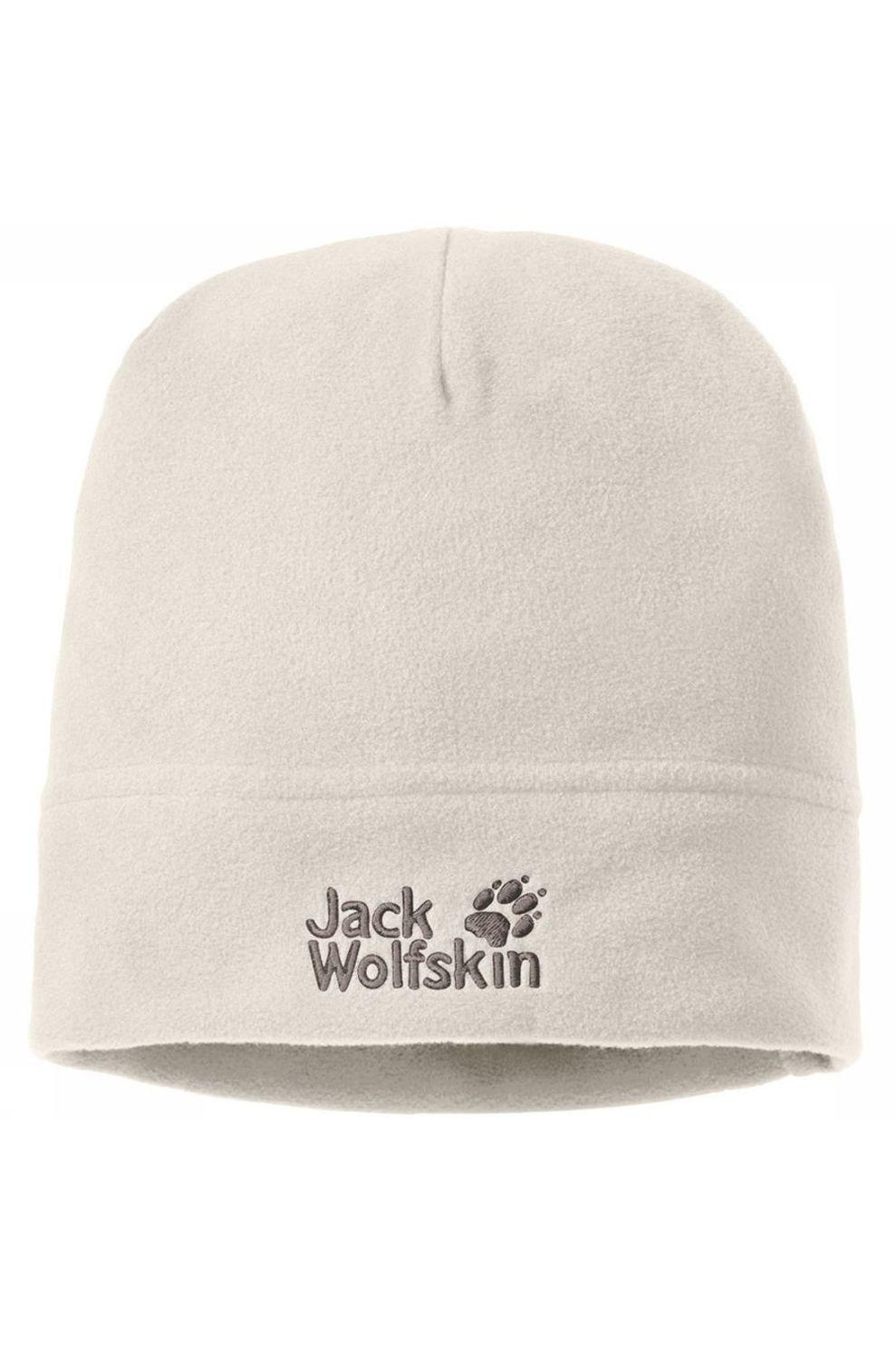 Jack Wolfskin Muts Real Stuff voor heren Wit