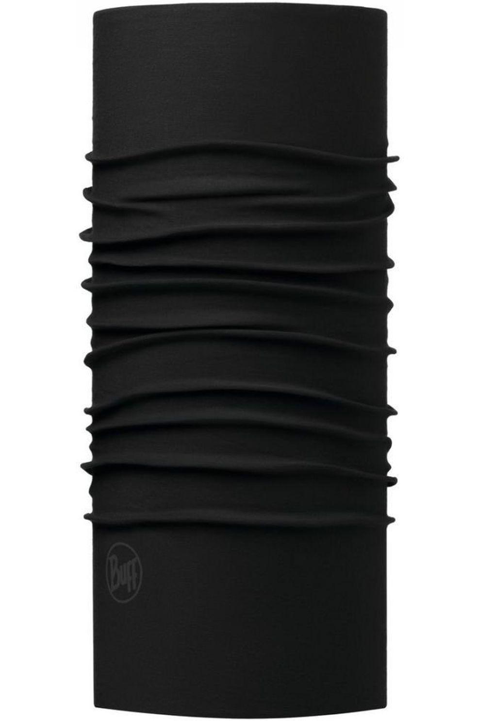 BUFF Buff Original Solid Black - Zwart