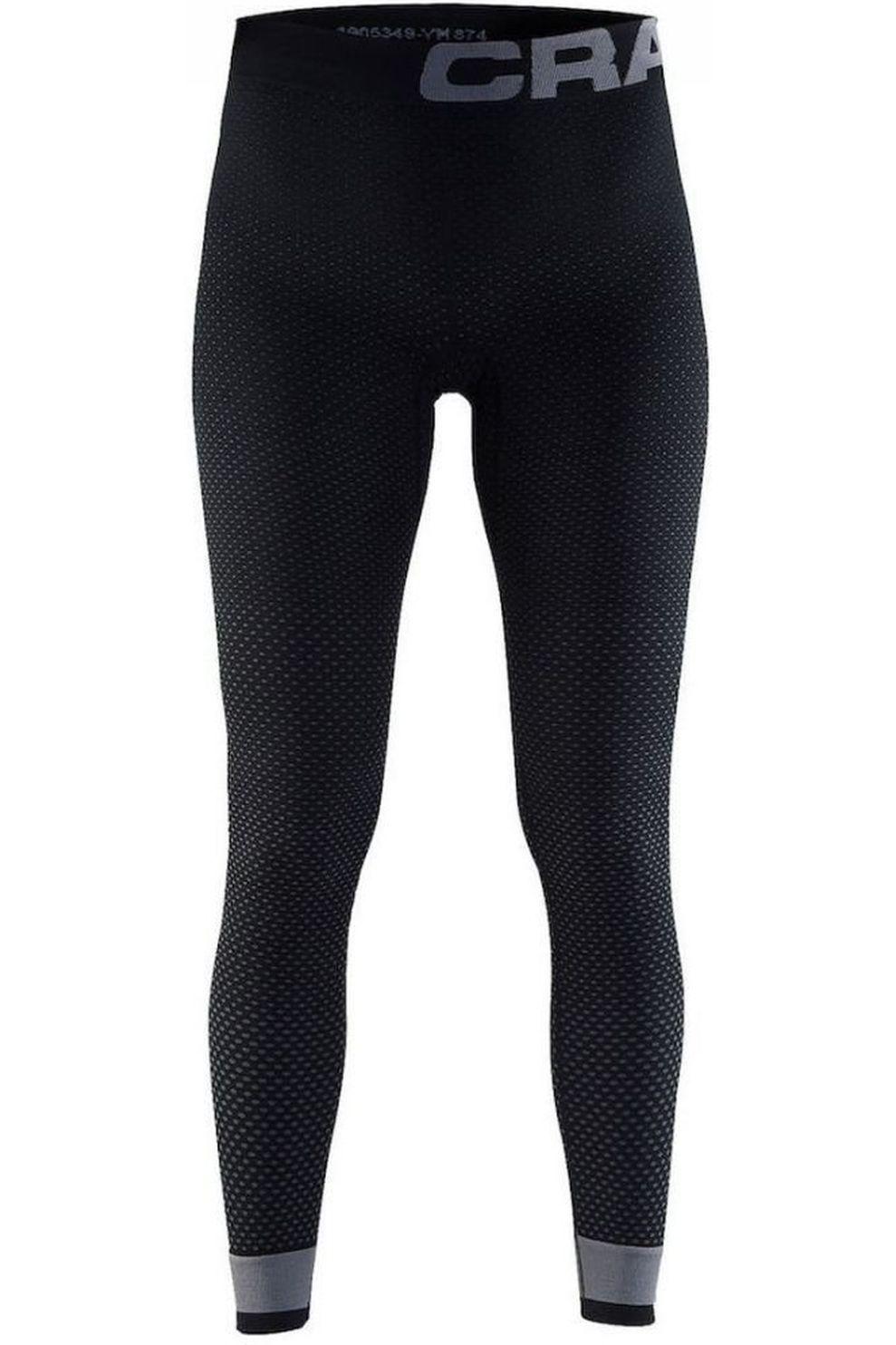 Craft Ondergoed Warm Intensity Pants voor dames - Zwart - Maten: XS, S, M, L, XL, XXL