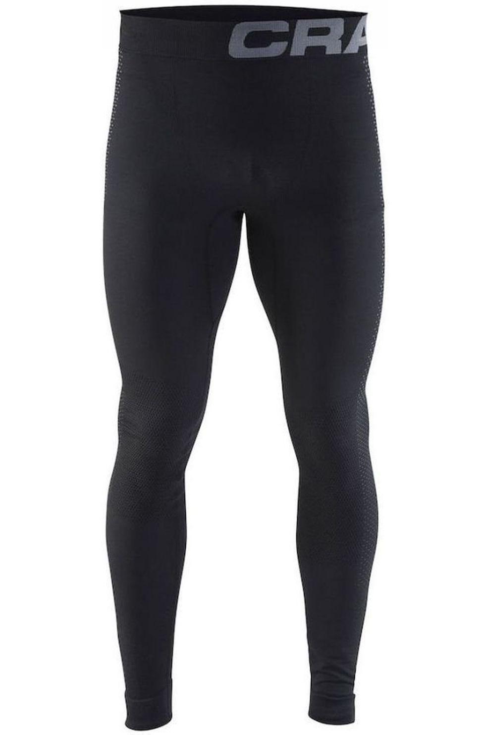 Craft Ondergoed Warm Intensity Pants voor heren - Zwart - Maten: XS, S, M, L, XL, XXL