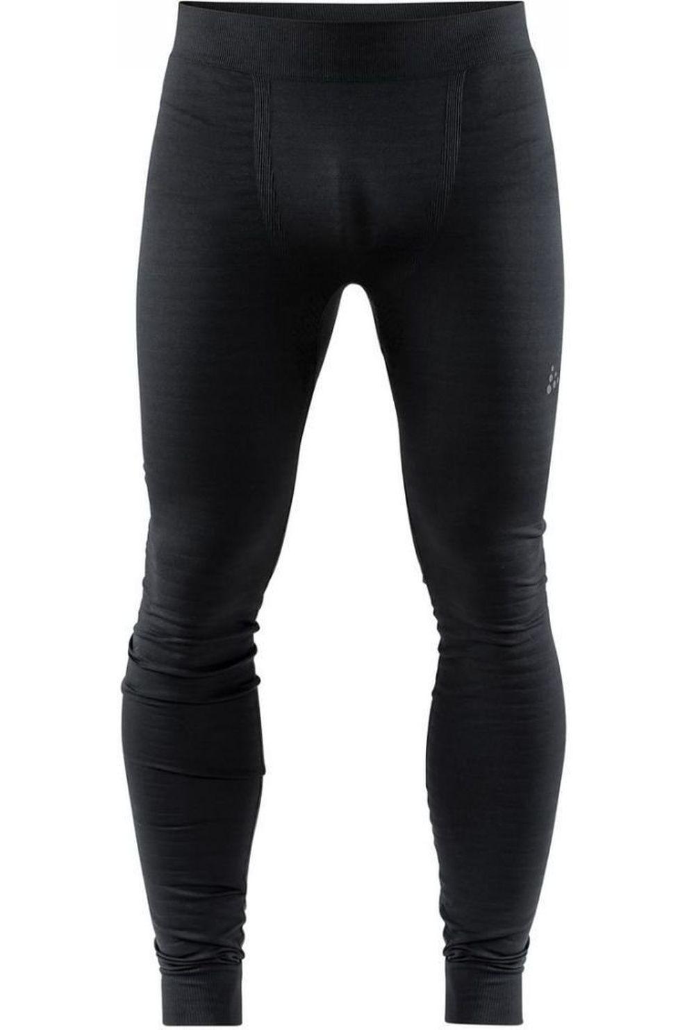 Craft Ondergoed Warm Comfort voor heren - Zwart - Maten: S, M, L, XL