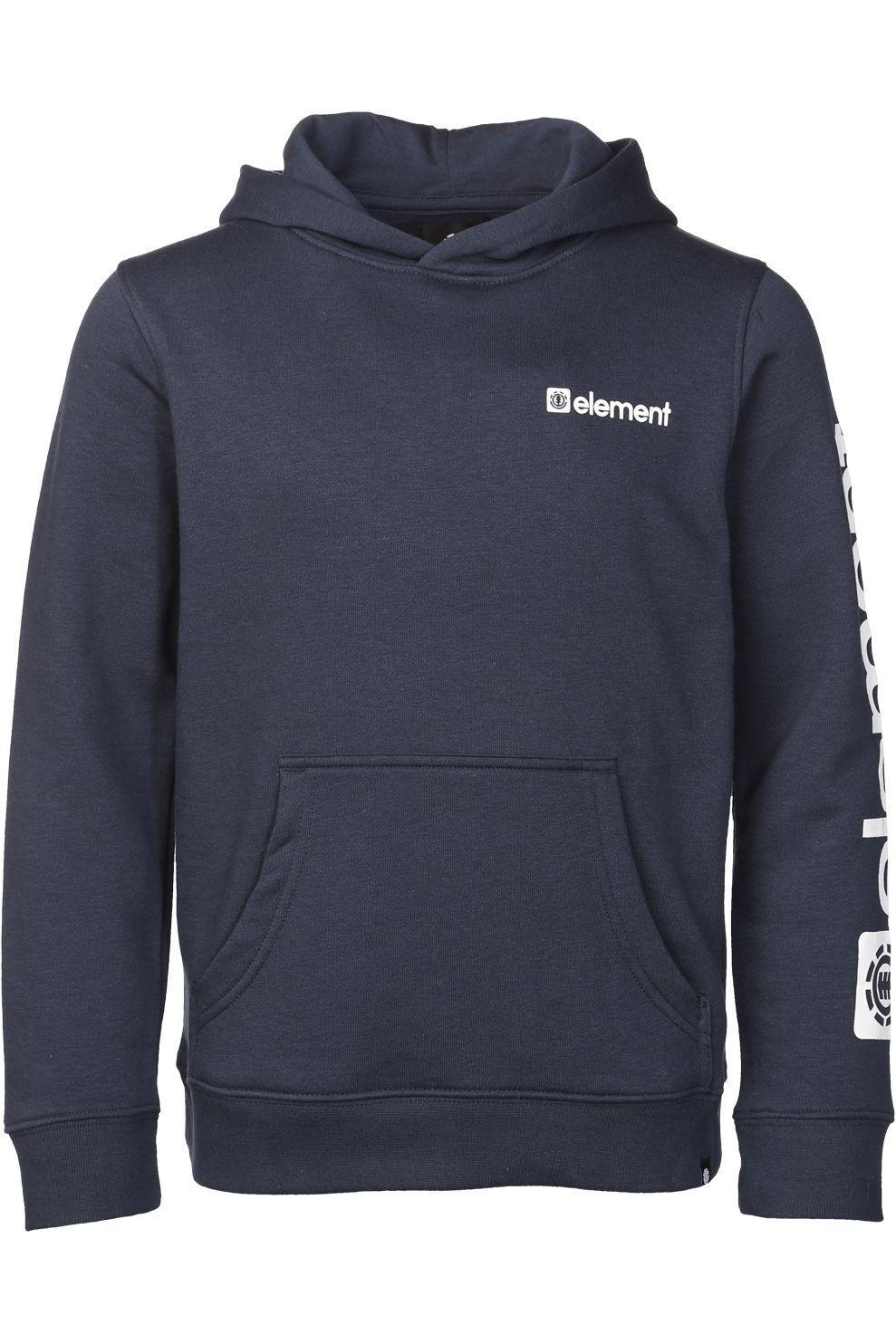 Element Trui Joint Hood voor jongens - Blauw - Maten: 140, 152