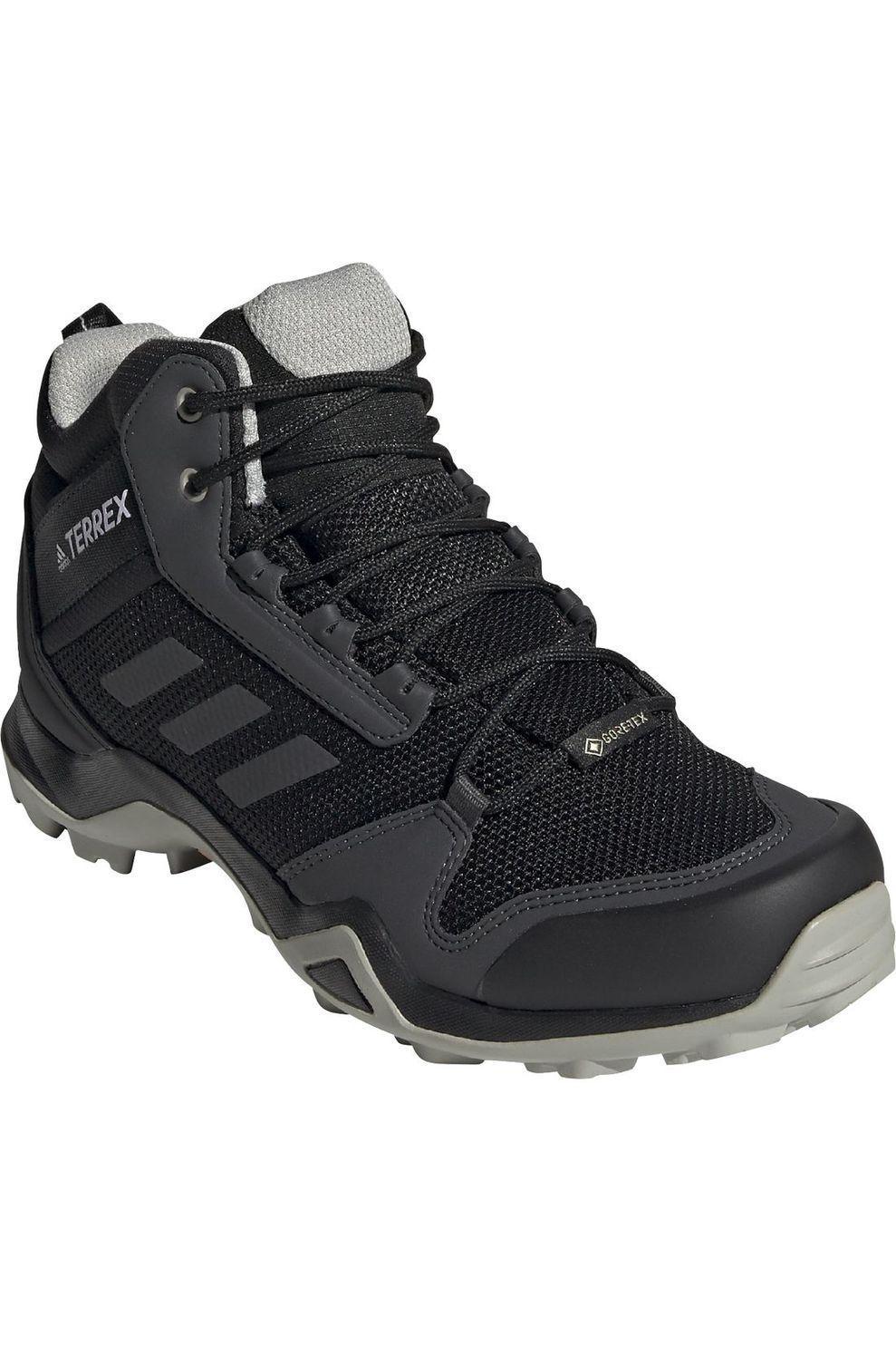 adidas Schoen Terrex AX3 Mid Gore-Tex Women voor dames - Zwart/Wit - Maten: 4.5, 5, 5.5, 7
