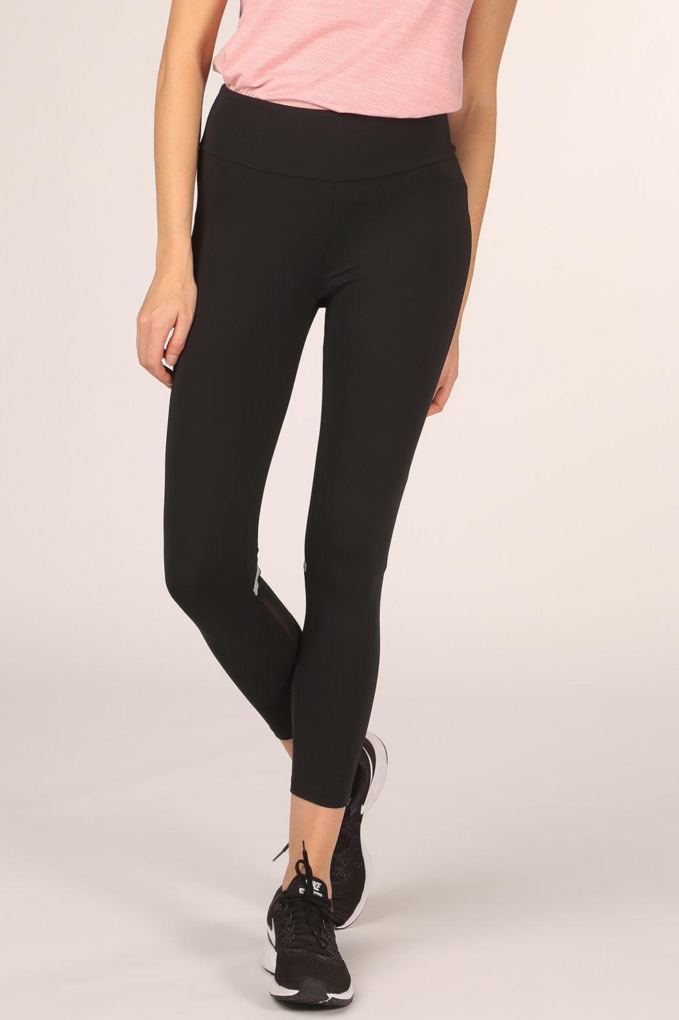 Esprit Legging Tight Edry Mesh Insert voor dames - Zwart - Maten: XS, S, M, L, XL - Nieuwe collectie