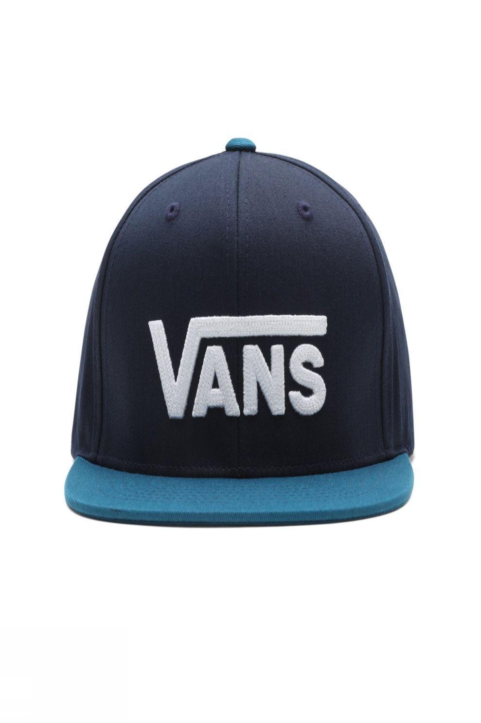 Vans Pet By Drop V Ii Snapback Boys voor jongens - Blauw