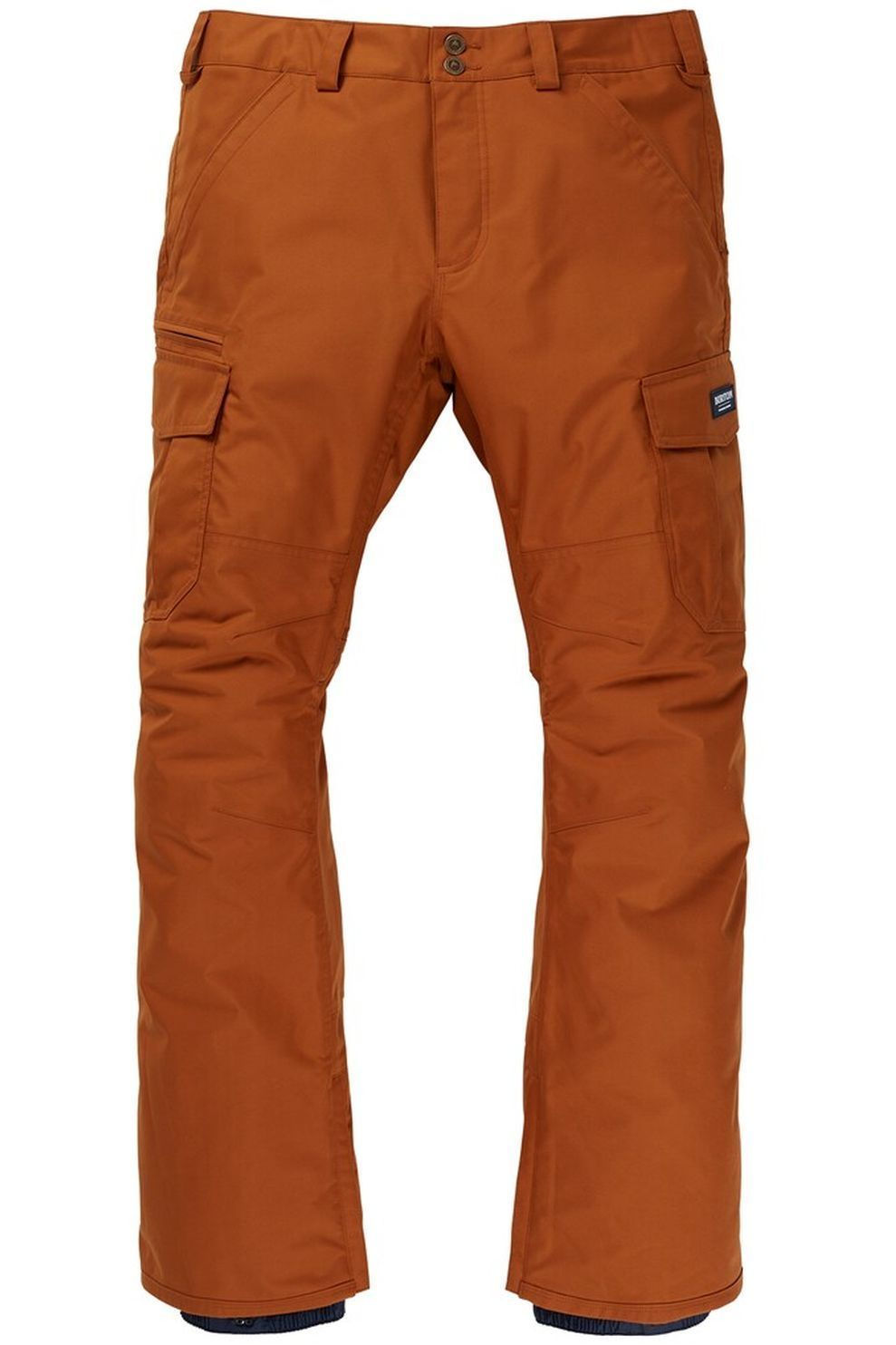 Burton Skibroek Cargo Pant Relaxed Fit voor heren - Geel - Maat: L