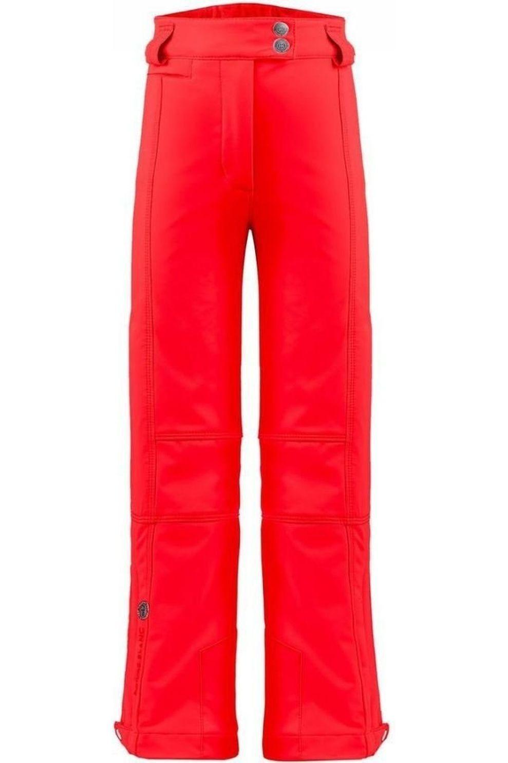 Poivre Blanc Skibroek Stretch Ski voor meisjes - Rood - Maten: 128, 152