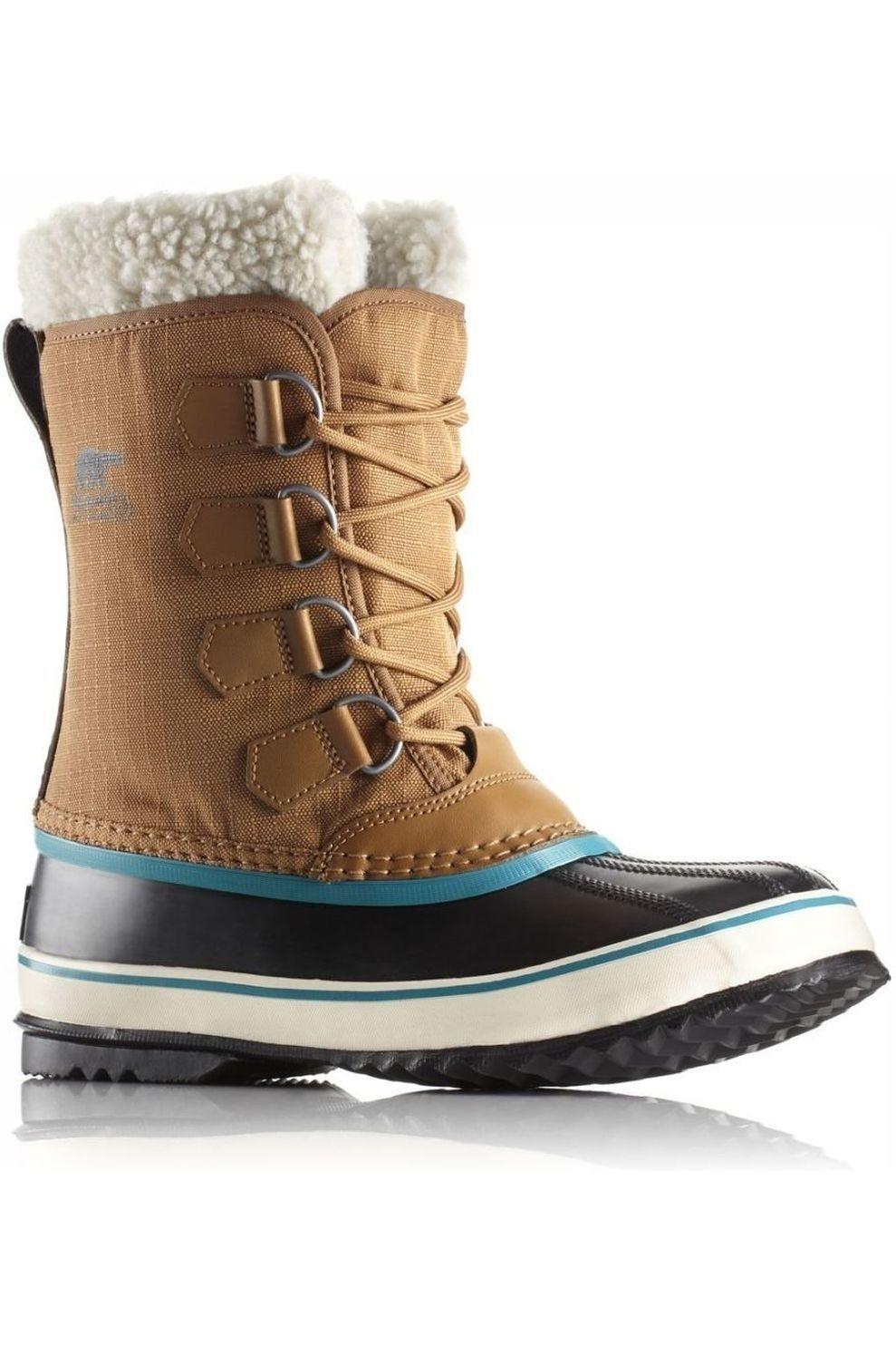 Sorel Après-Ski Laars Winter Carnival voor dames - Bruin - Maat: 5.5