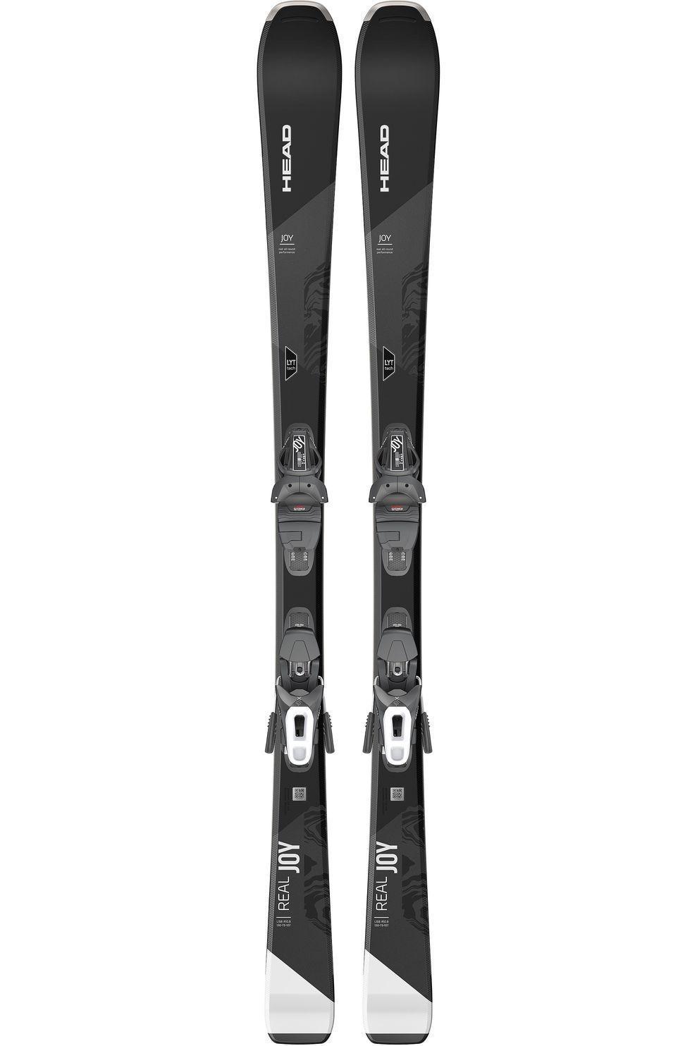 Head Ski Real Joy+ Joy 9 Gw - Zwart/Wit - Maten: 148, 153, 158