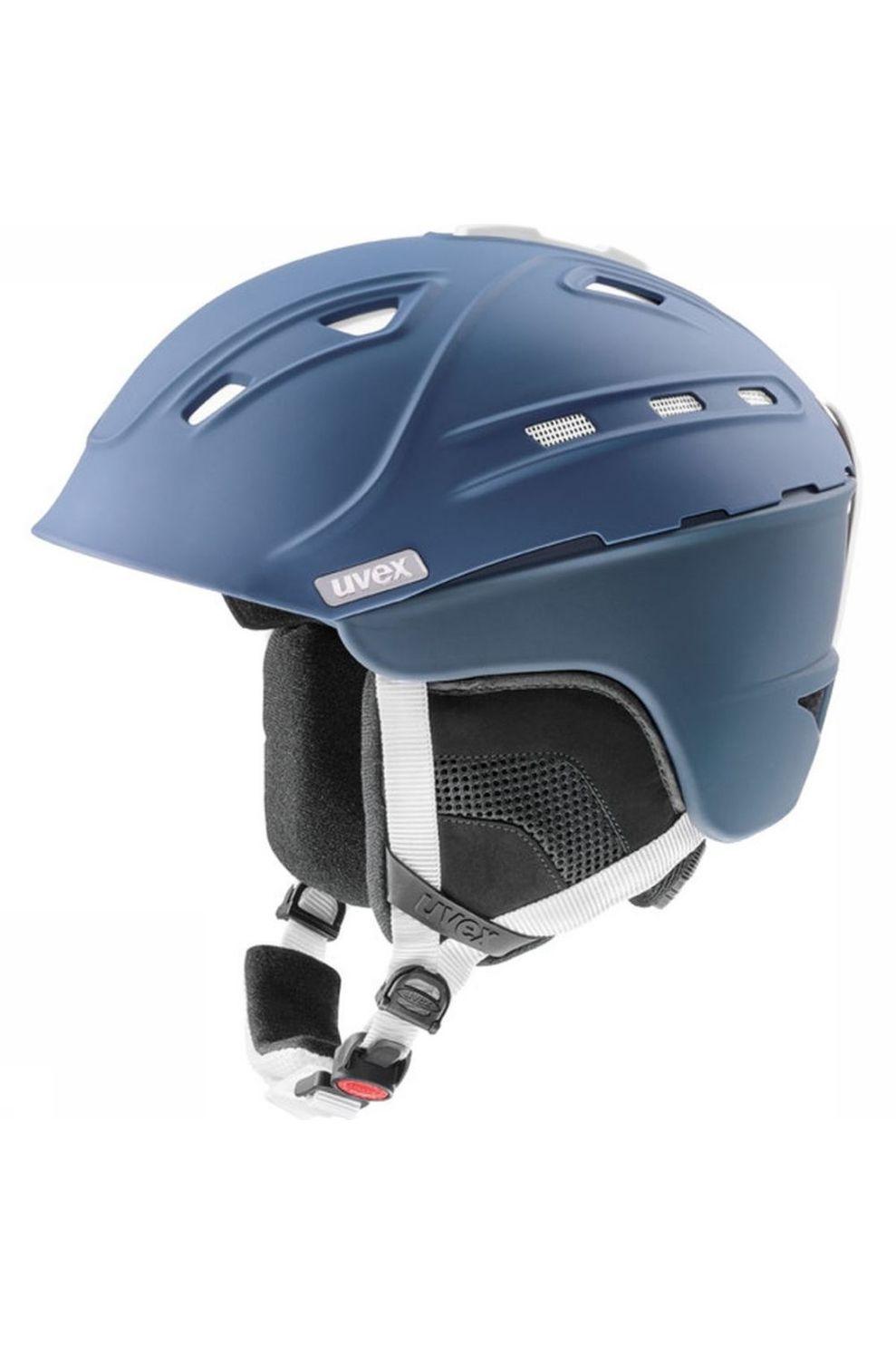 Uvex Skihelm P2Us voor heren - Blauw - Maat: 51