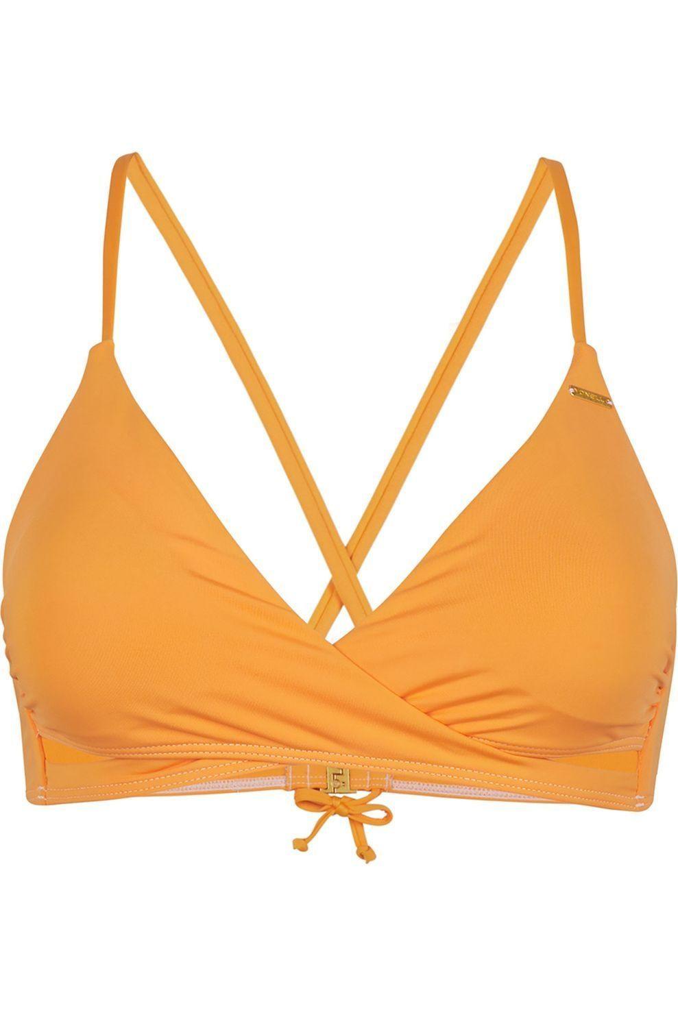 O'Neill Bh Pw Baay voor dames - Oranje - Maten: 36, 38, 40