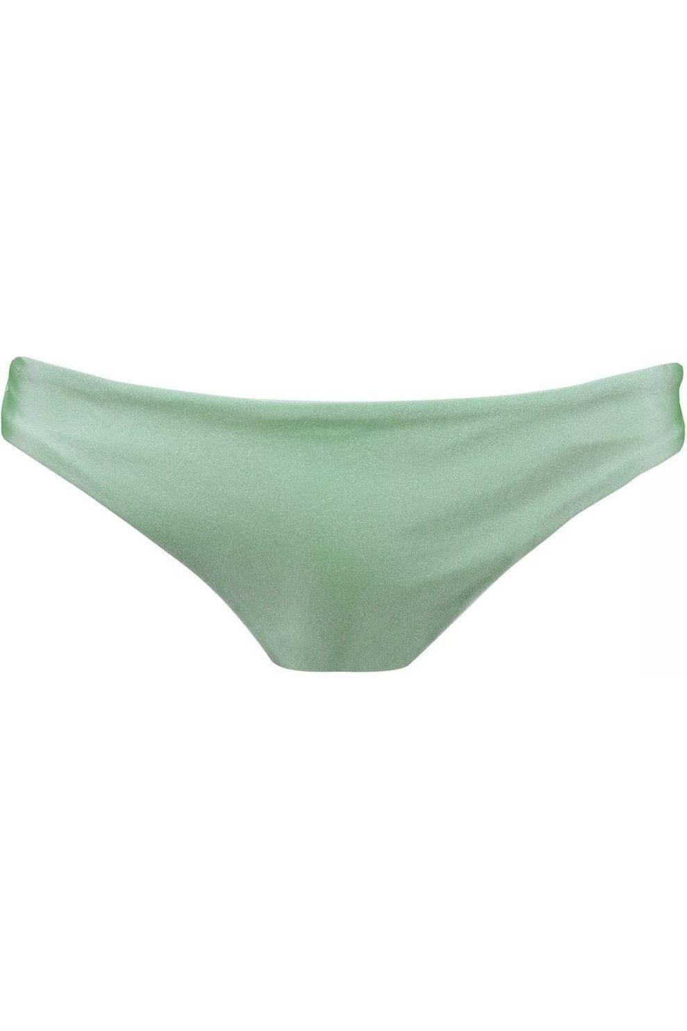 Barts Slip Isla Bikini Brief voor dames - Groen - Maat: 38