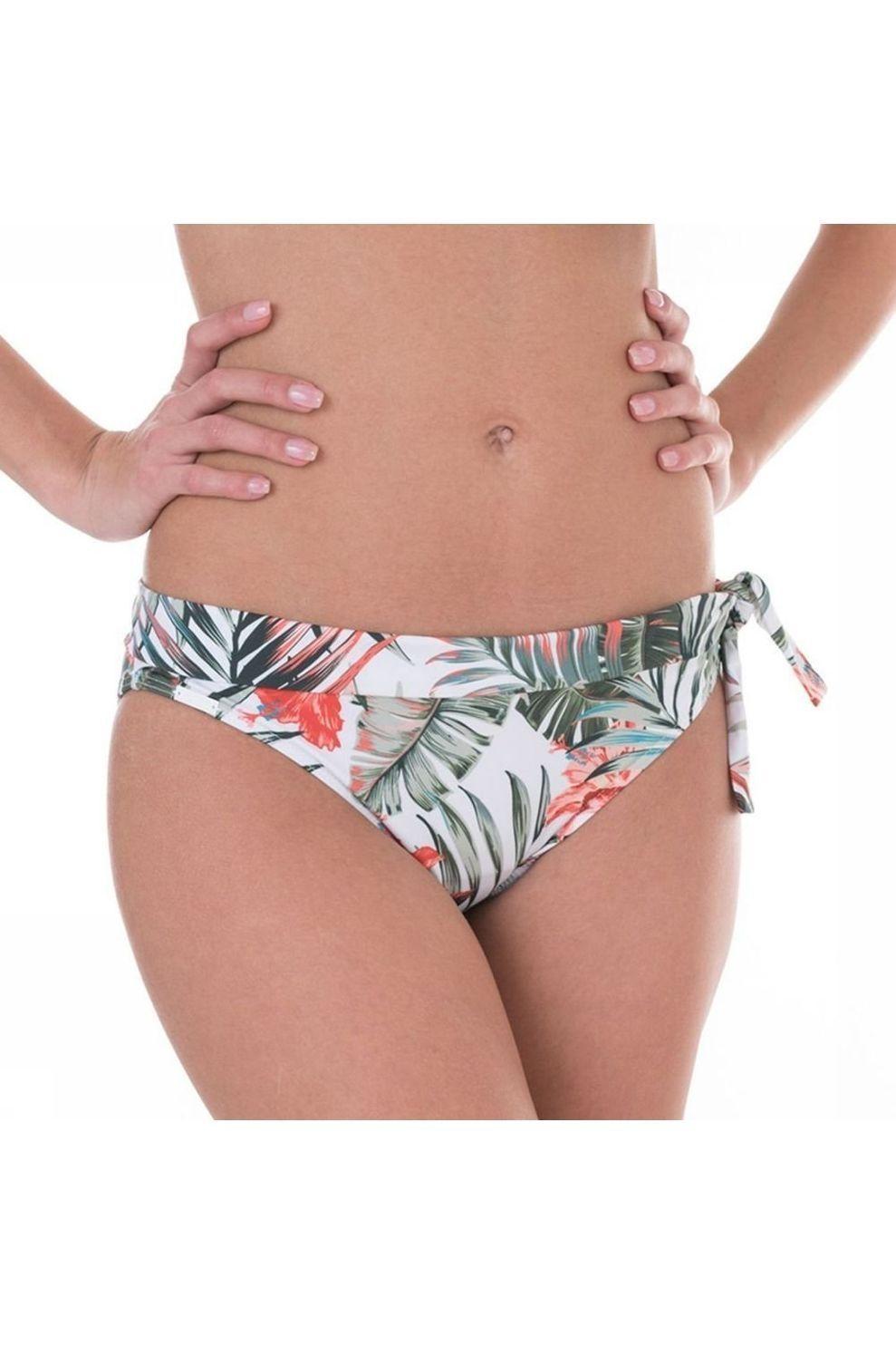 Kiwi Slip Flore voor dames - Wit - Maten: 36, 40
