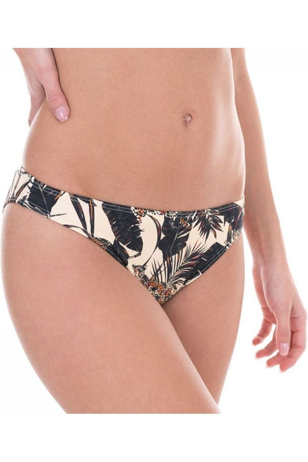 Kiwi Slip Panthere voor dames - Wit - Maten: 36, 38, 40, 42