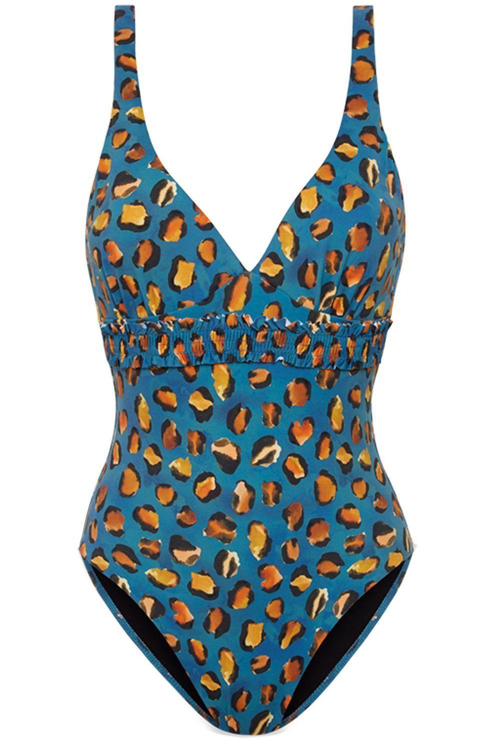 Cyell Badpak 110323 voor dames - Blauw/08 - Maten: 36, 38, 40, 42