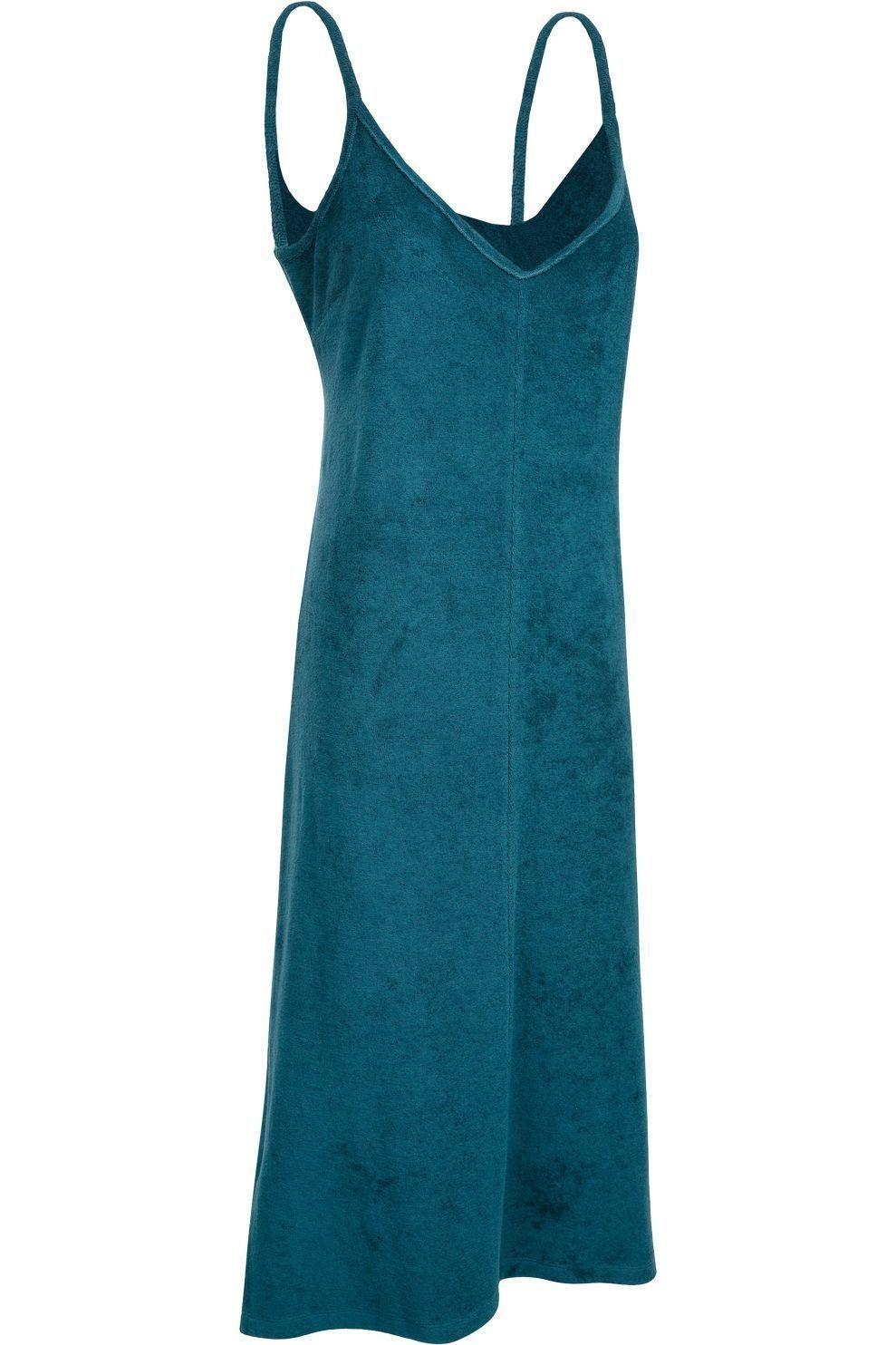 Shiwi Jurk Ladies Terry Slip Dress voor dames - Groen - Maten: 36, 38, 42