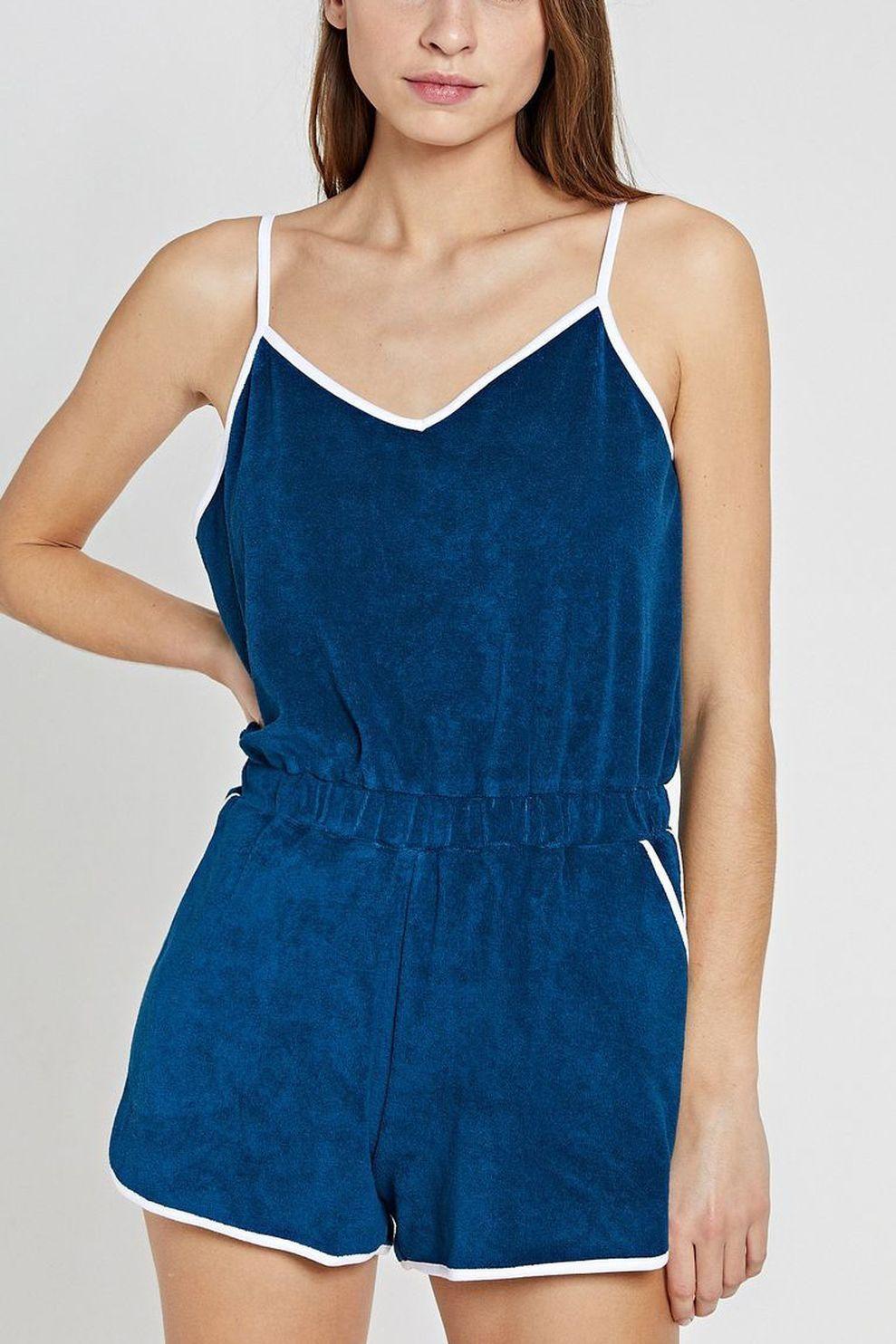 Shiwi Jumpsuit Torino voor dames - Blauw - Maten: S, M, L, XL