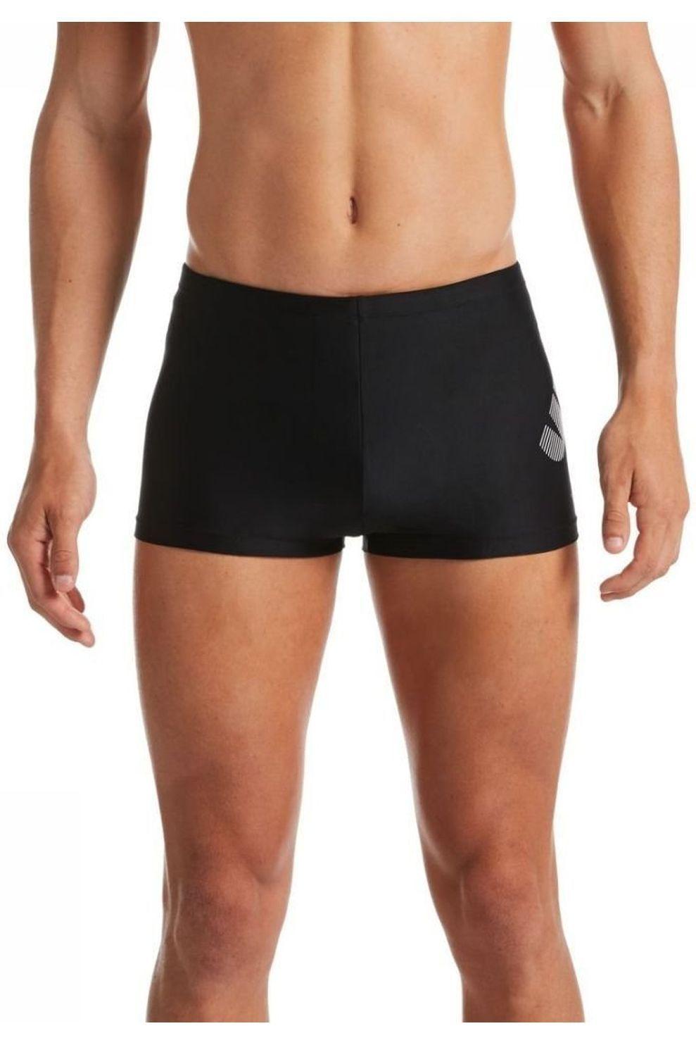 Nike Slip Square Leg voor heren - Zwart - Maten: S, M, L, XL