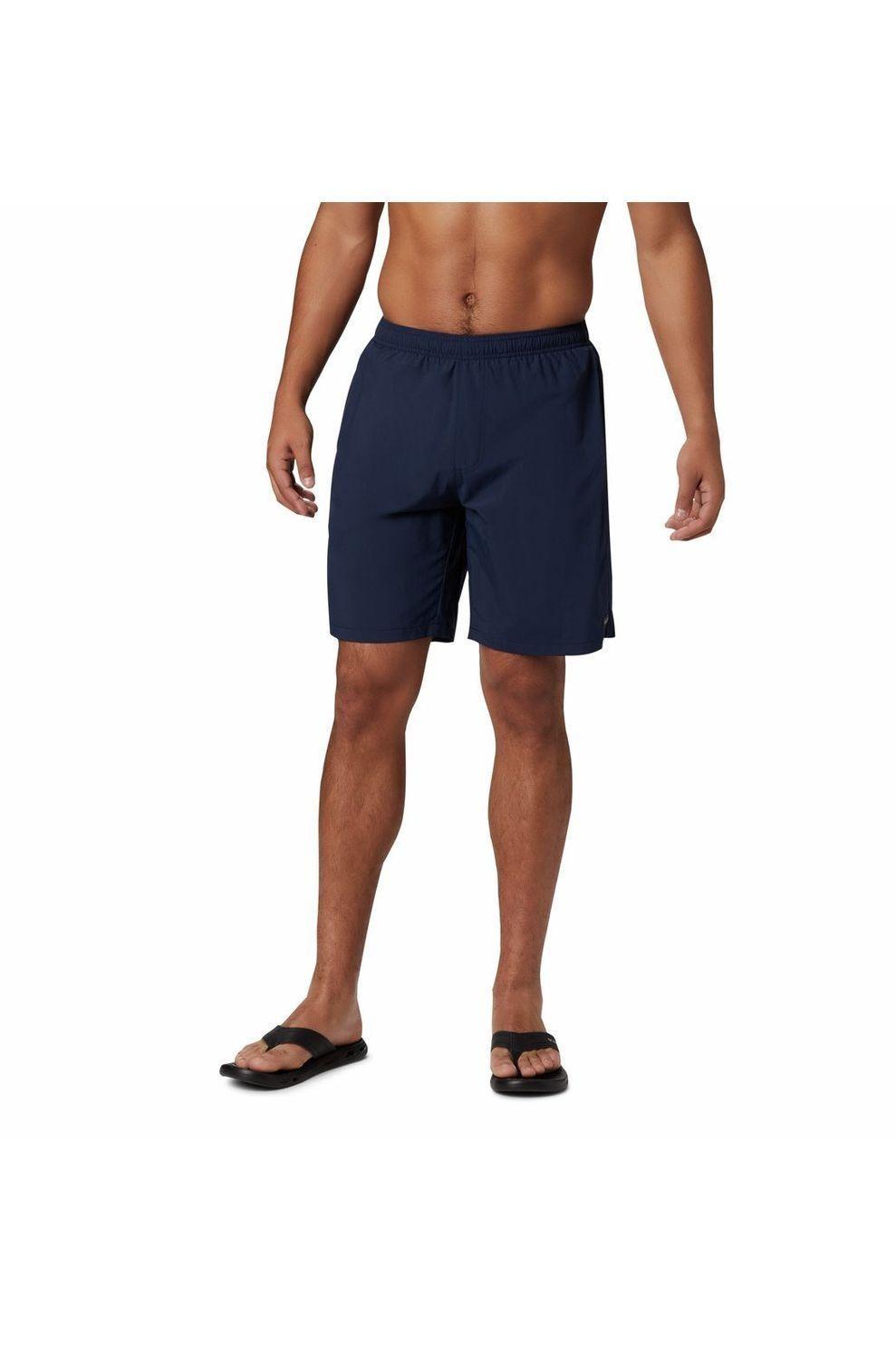 Columbia Zwemshort Roatan Drifter Water 6 voor heren - Blauw/ Gemengd - Maat: M