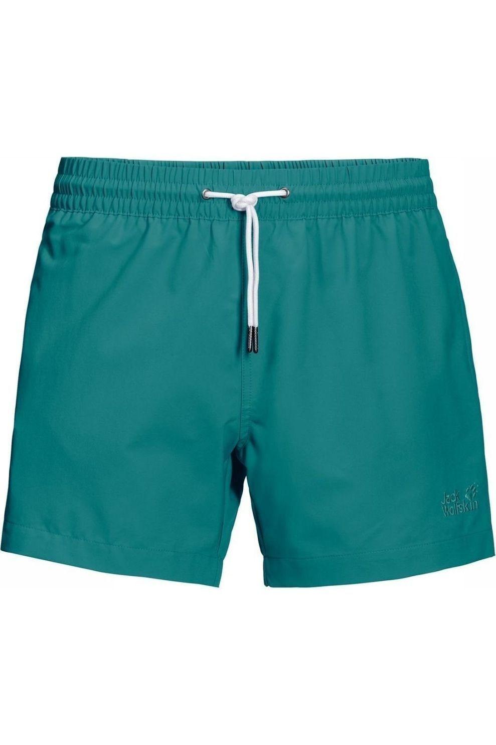 Jack Wolfskin Zwemshort Bay Swim voor heren - Blauw - Maten: S, L