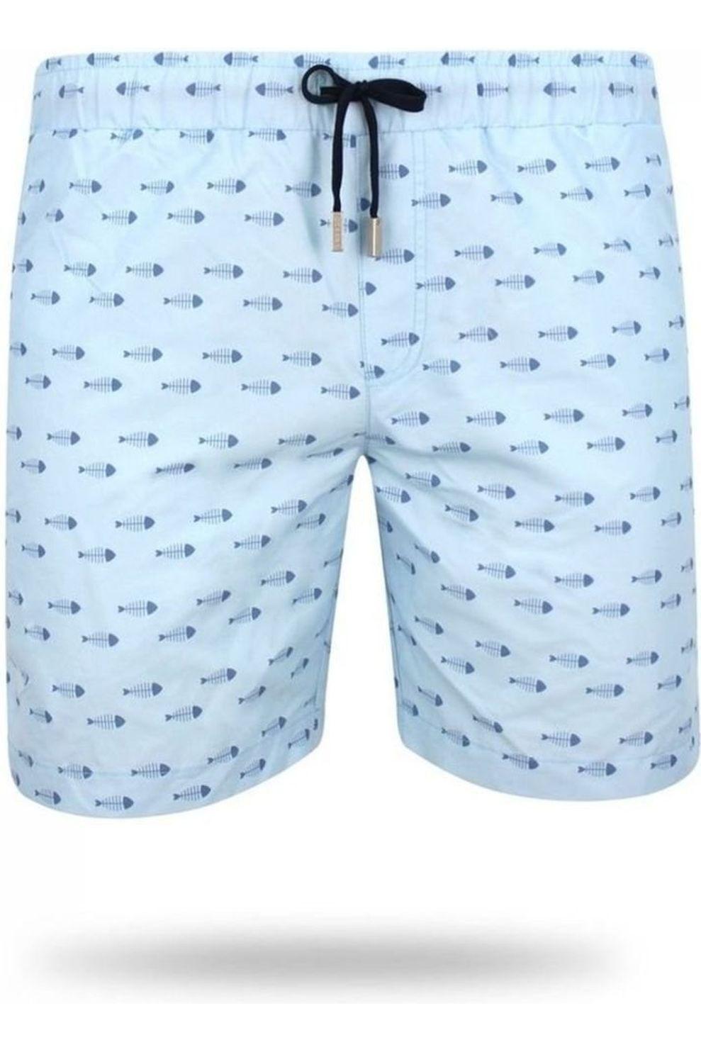 Oceans Zwemshort Azure voor heren - Blauw - Maten: L, XL