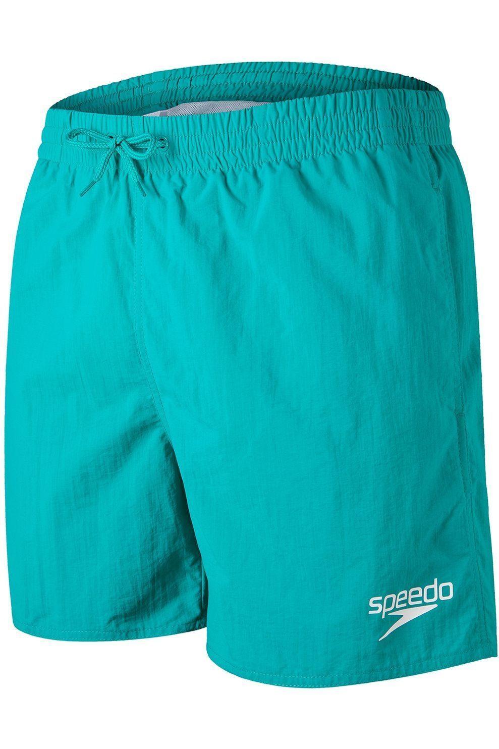 Speedo Zwemshort Essentials 16 voor heren - Blauw - Maten: S, M, L, XL, XXL
