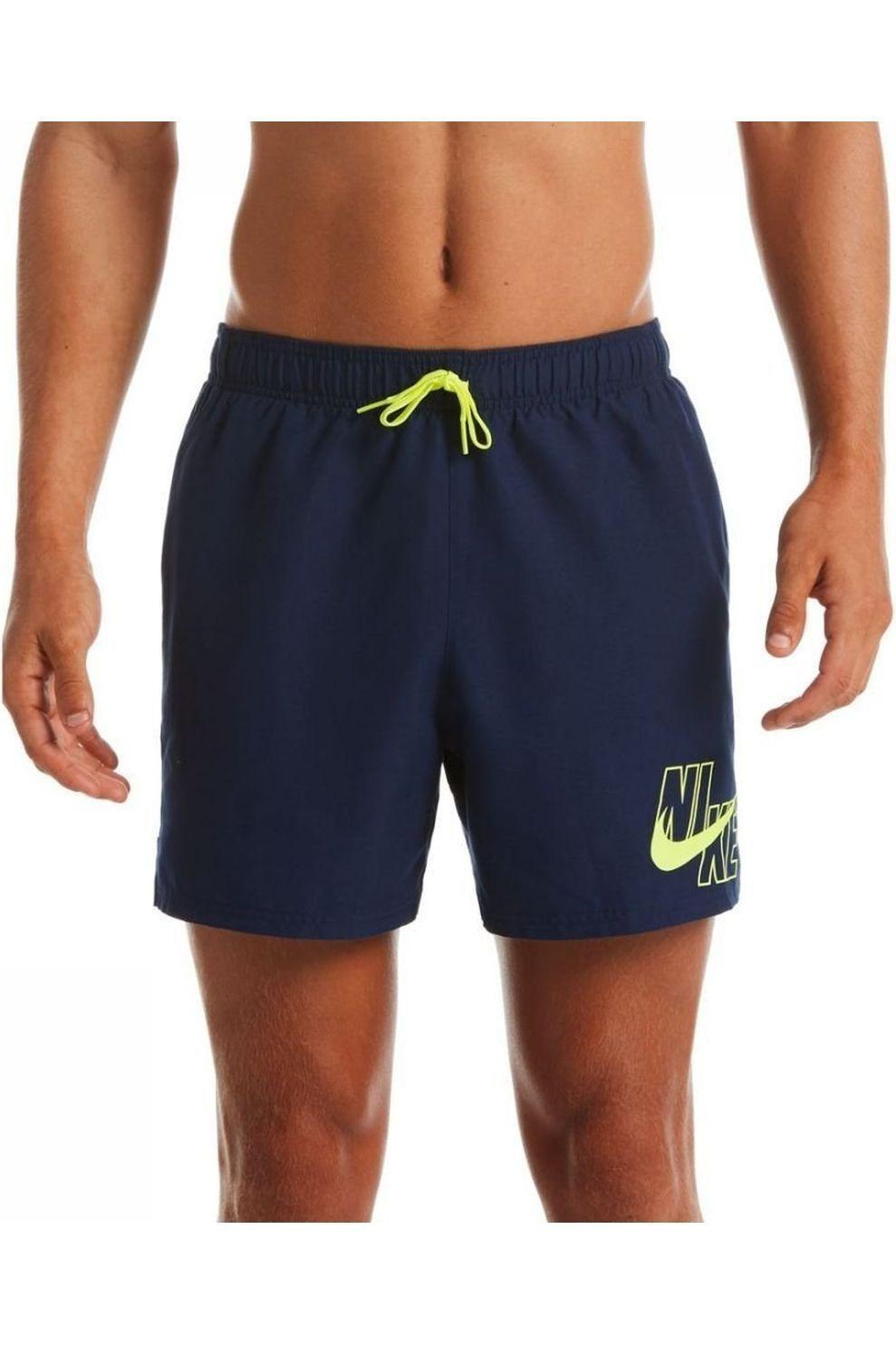 Nike Zwemshort 5Volley Short voor heren - Blauw - Maten: S, M, L, XL