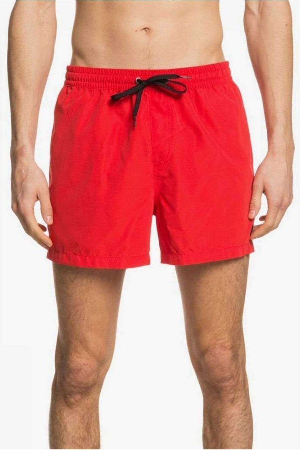Quiksilver Zwemshort Everyday Volley 15 voor heren - Rood - Maten: S, M, L, XL