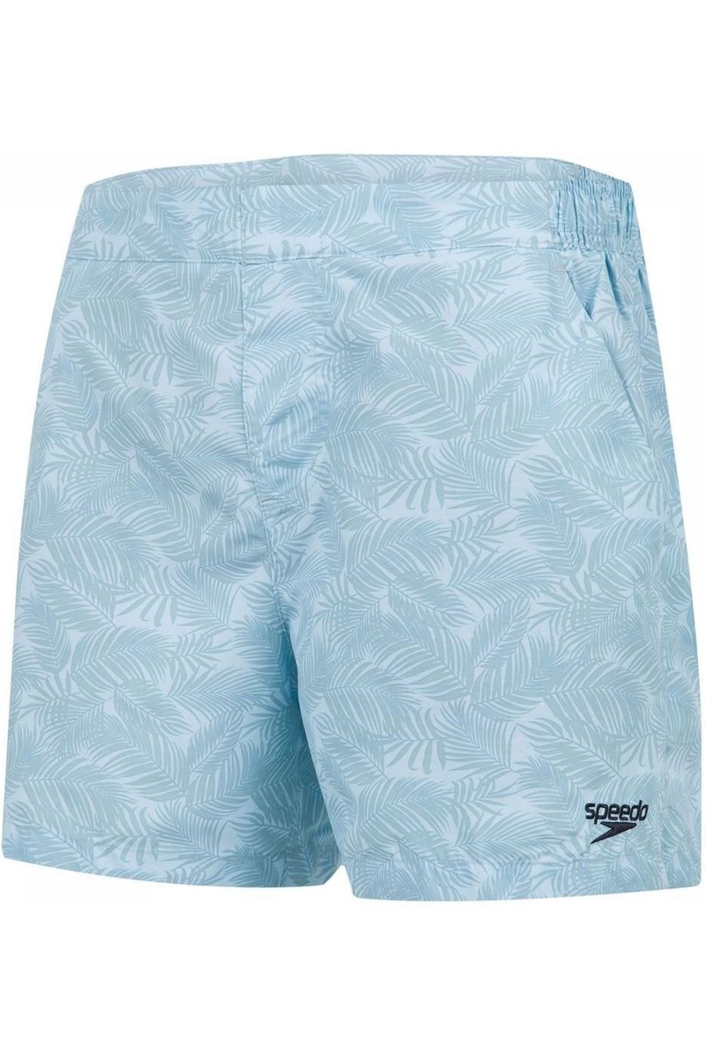 Speedo Zwemshort Vintage Leisure 14 voor heren - Blauw - Maten: S, M, L, XL, XXL
