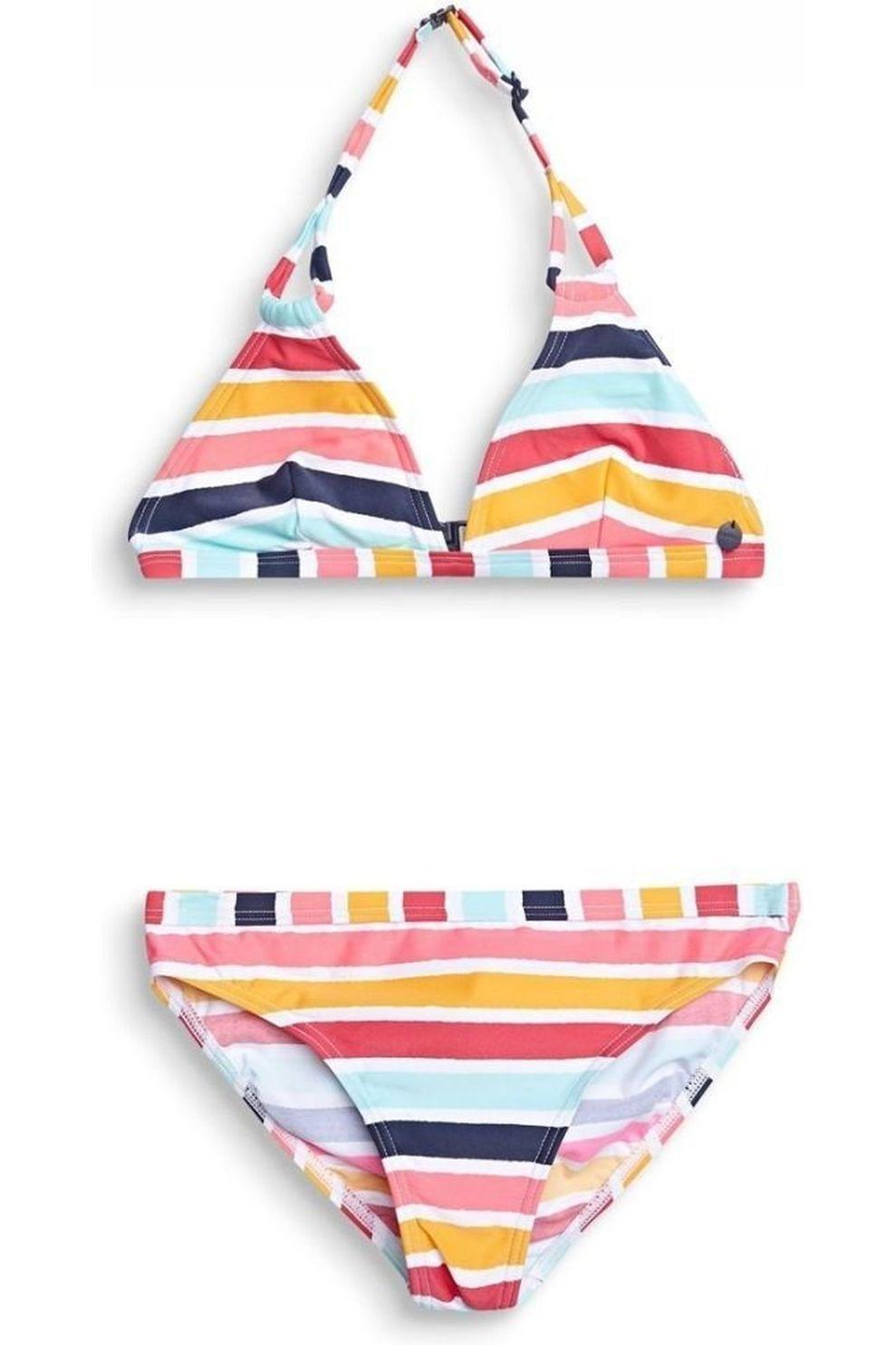 Esprit Bikini Treasure Beach voor meisjes - Wit - Maat: 164