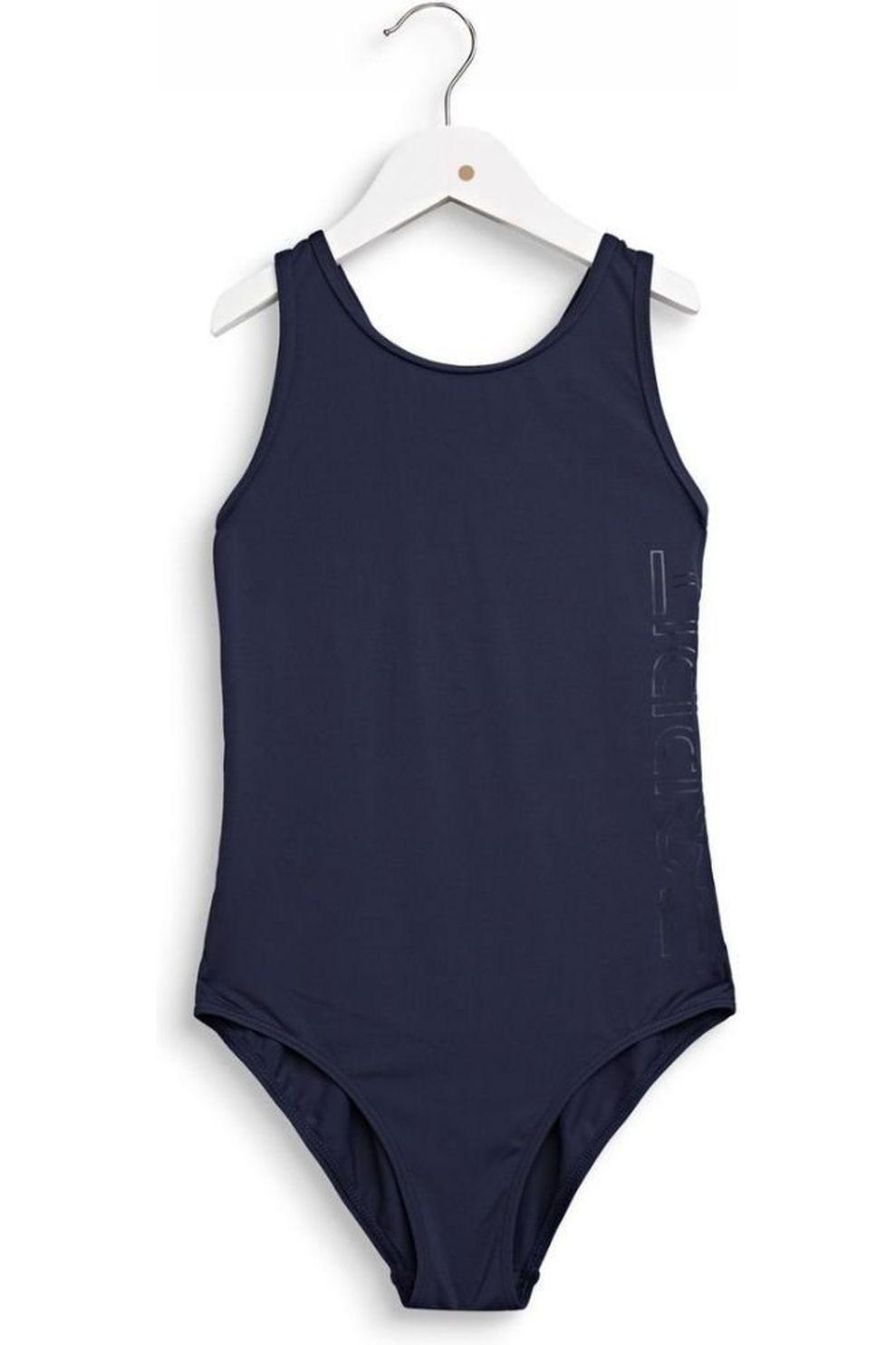 Esprit Badpak Basic Yg Noos voor meisjes - Blauw - Maat: 128