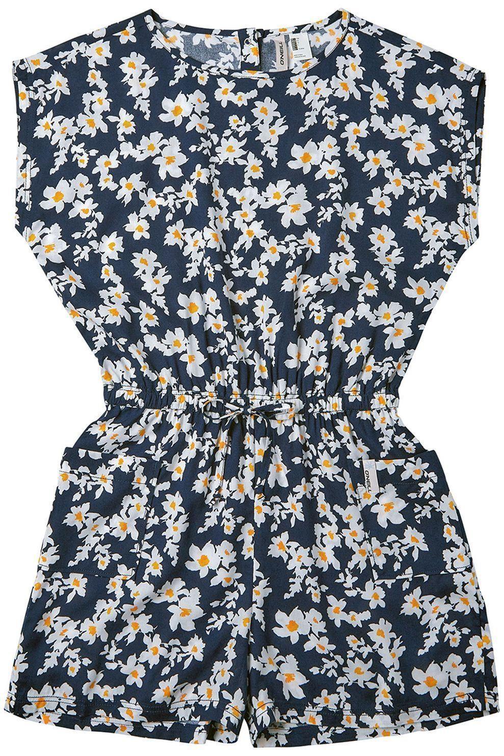 O'Neill Jumpsuit Lg O'Neill Print voor meisjes - Blauw - Maten: 140, 152, 164, 176