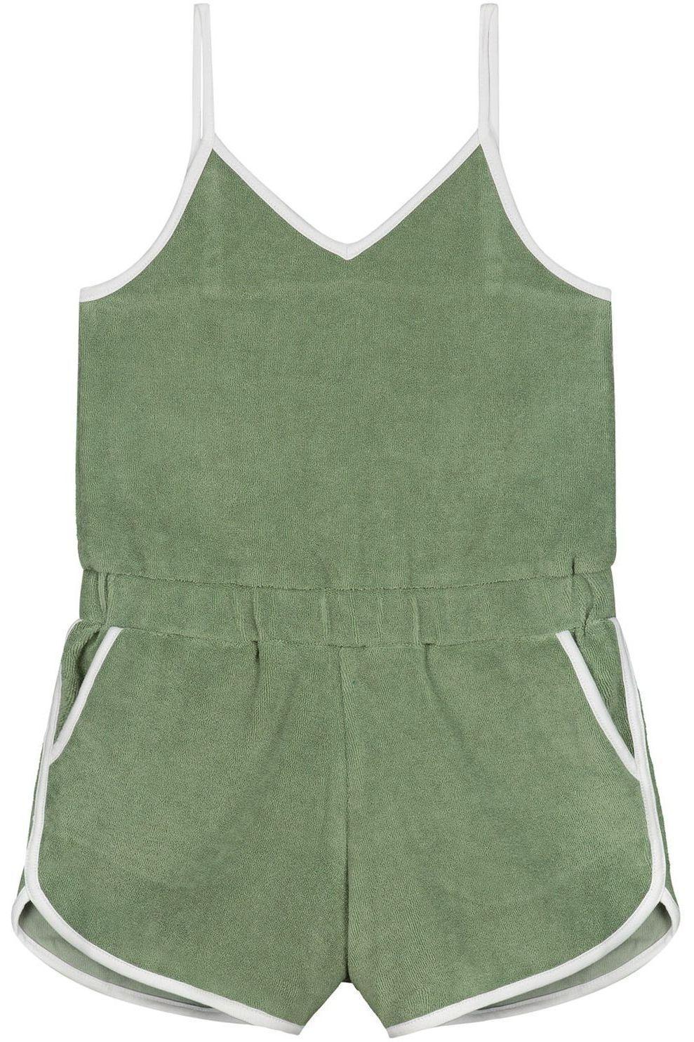 Shiwi Jumpsuit Girls Braga voor meisjes - LichtGroen - Maten: 128, 140, 152, 164