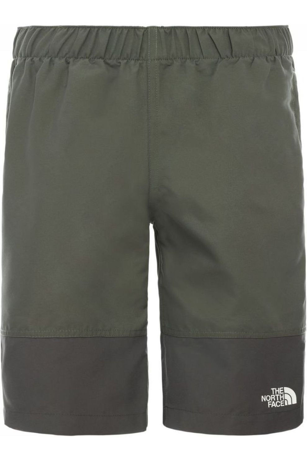 The North Face Boardshort Class Five Water voor jongens - DonkerGroen - Maat: 176