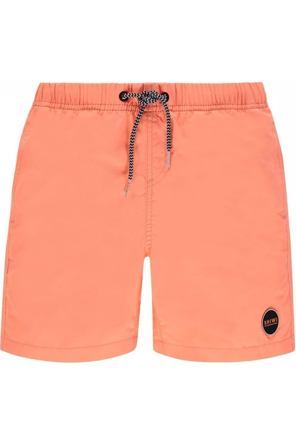 Shiwi Zwemshort Magic Palm Tree voor jongens - Oranje - Maat: 128