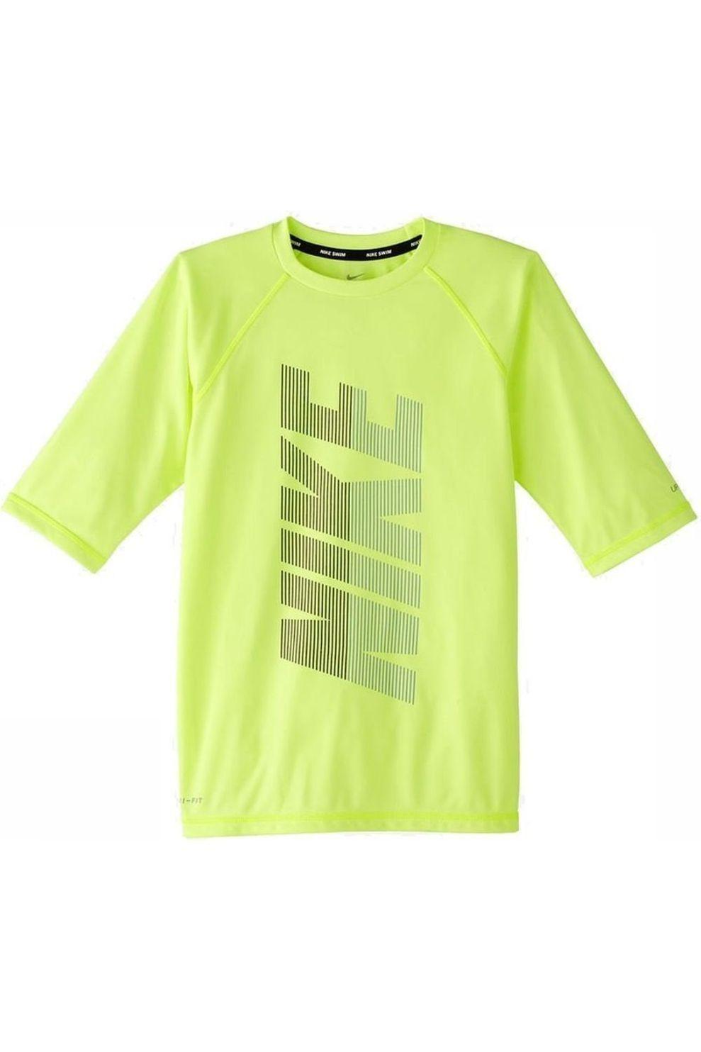 Nike Lycra Rift Hydroguard voor jongens - Geel - Maten: XS, S, M, L