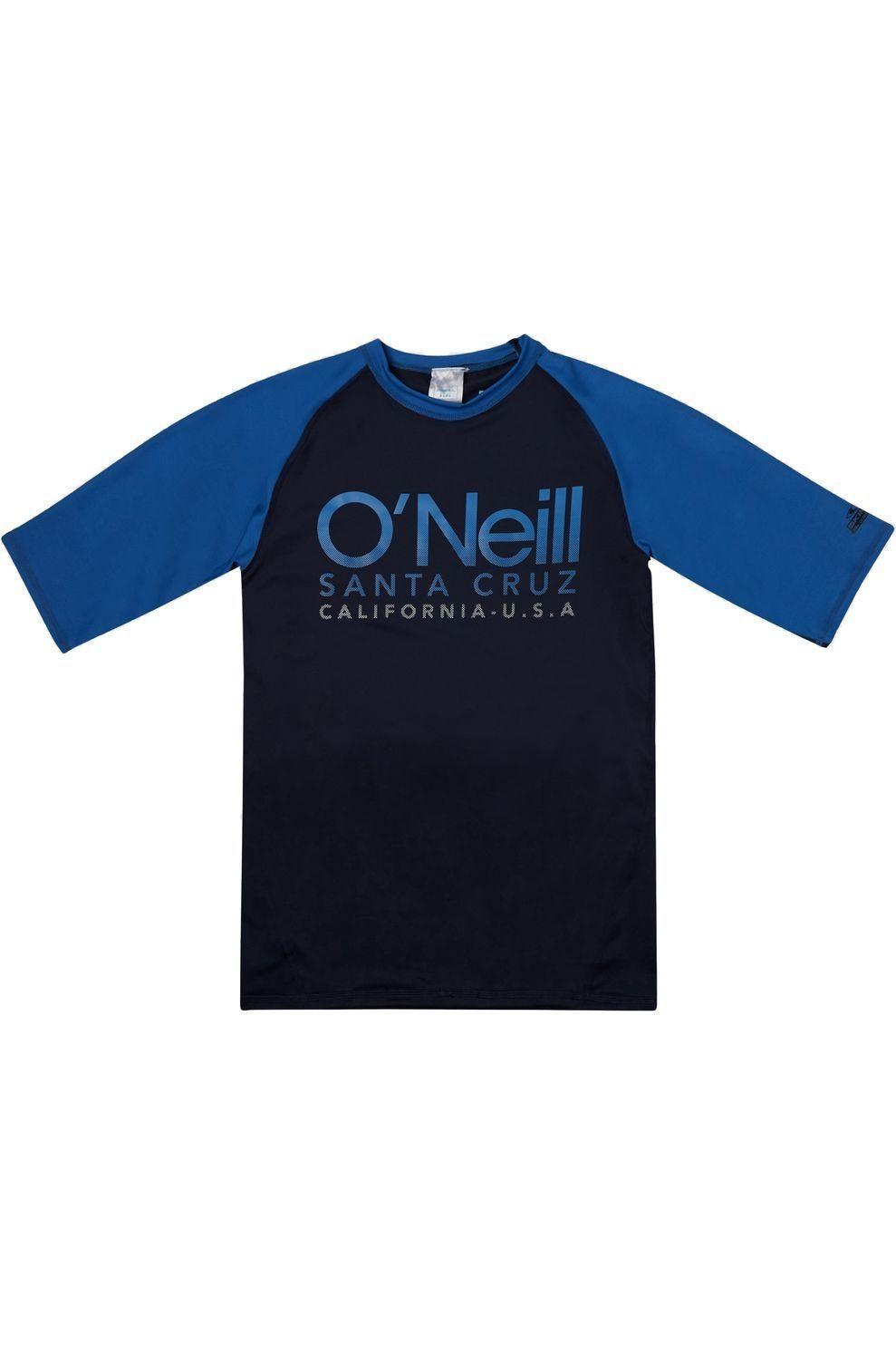 O'Neill Lycra Pb Cali Ss Skins voor jongens - Blauw - Maten: 128, 140, 152, 164, 176