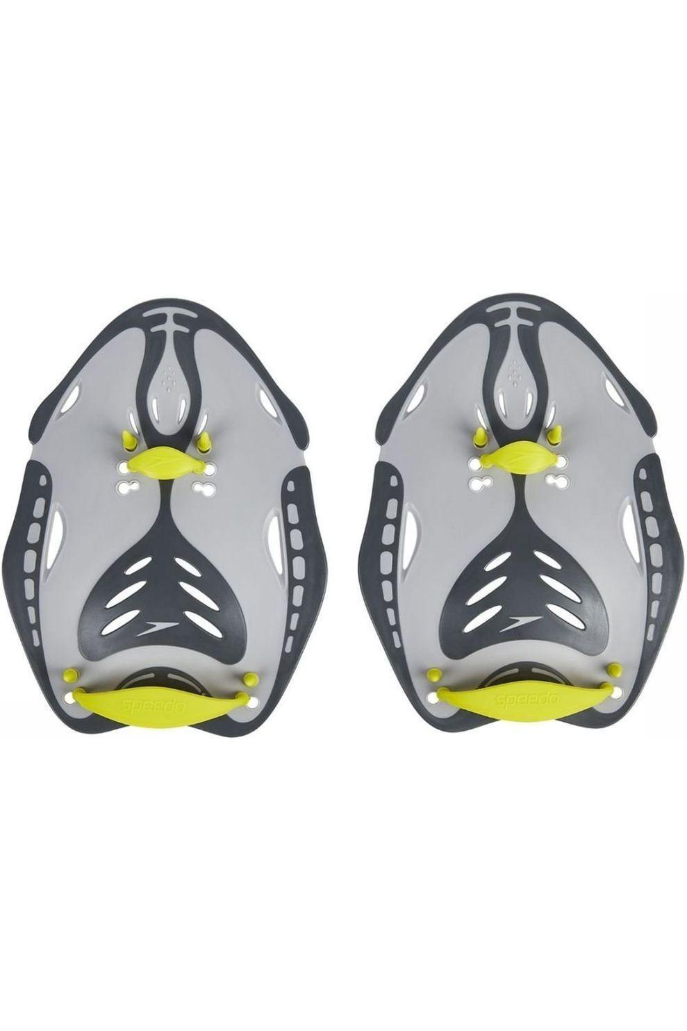 Speedo Diverse Biofuse Power Paddle - Zwart/Geel - Maten: M, L